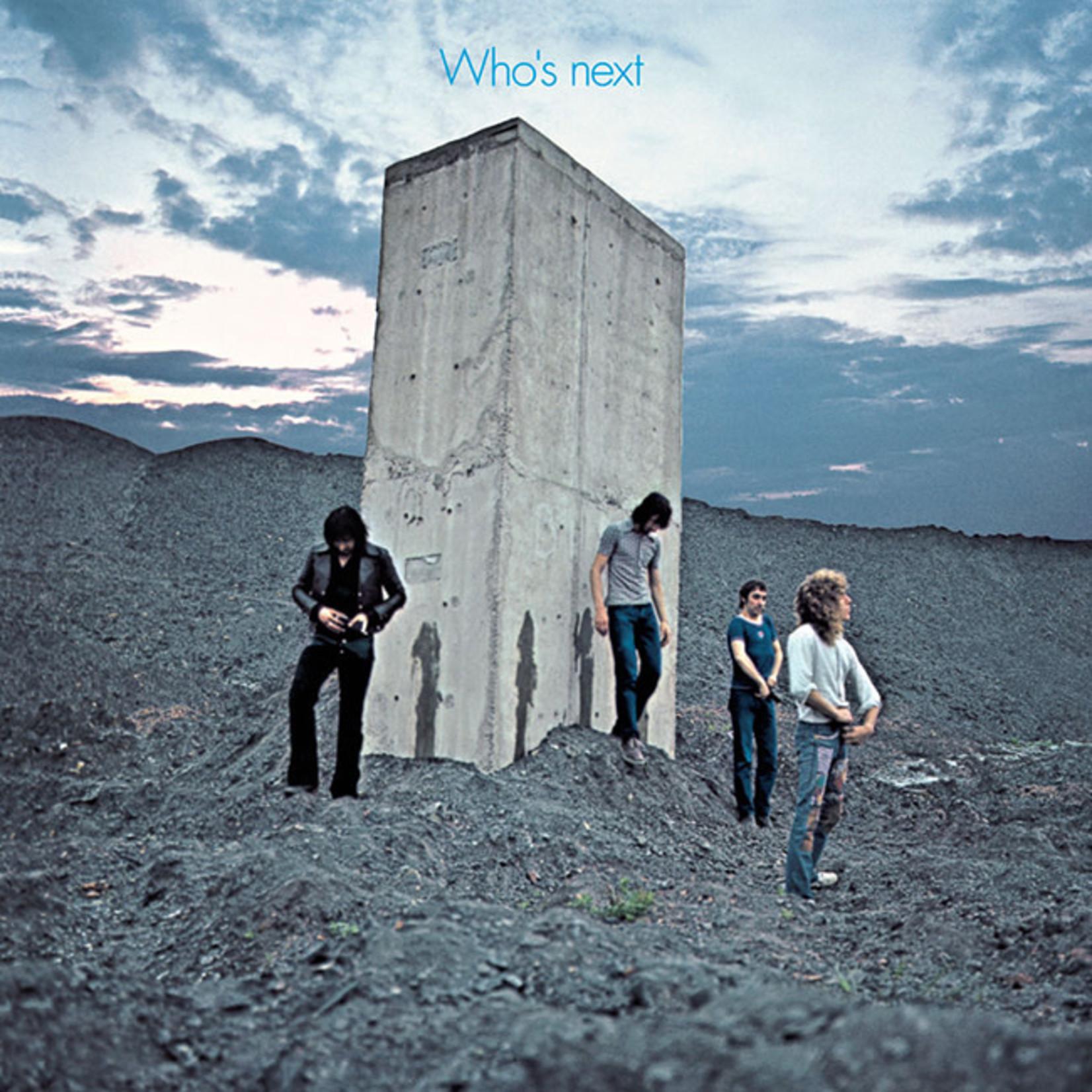 [New] Who: Who's Next (blue vinyl)