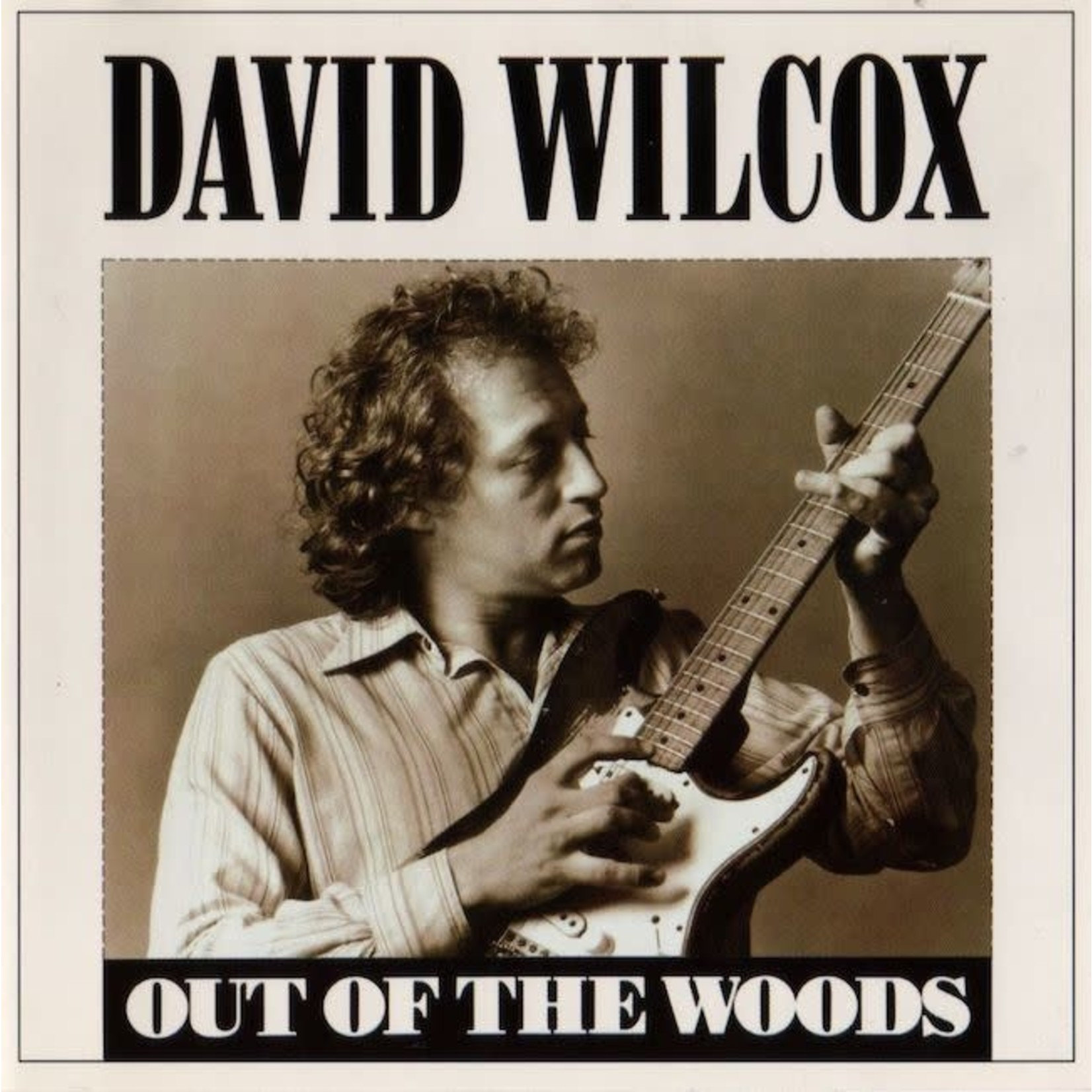 [Vintage] Wilcox, David: Out of the Woods