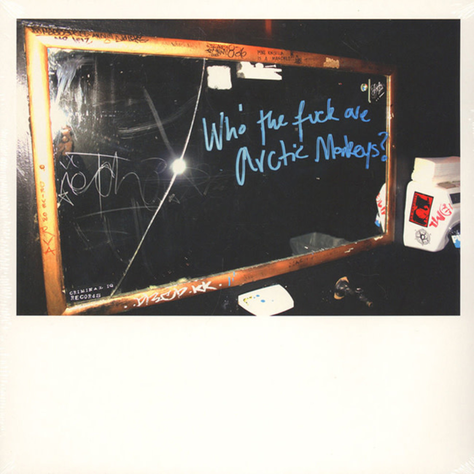 [New] Arctic Monkeys: Who the F*** Are Arctic Monkeys? (10'')