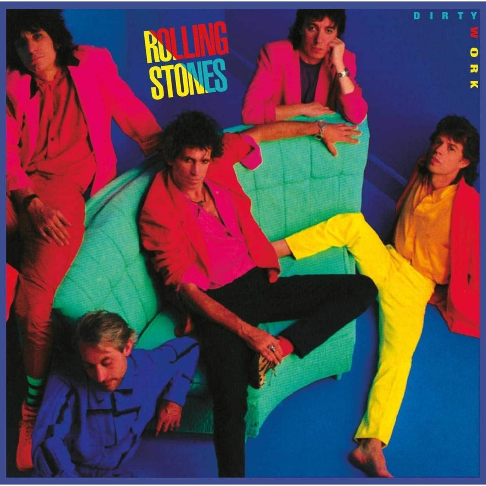 [Vintage] Rolling Stones: Dirty Work