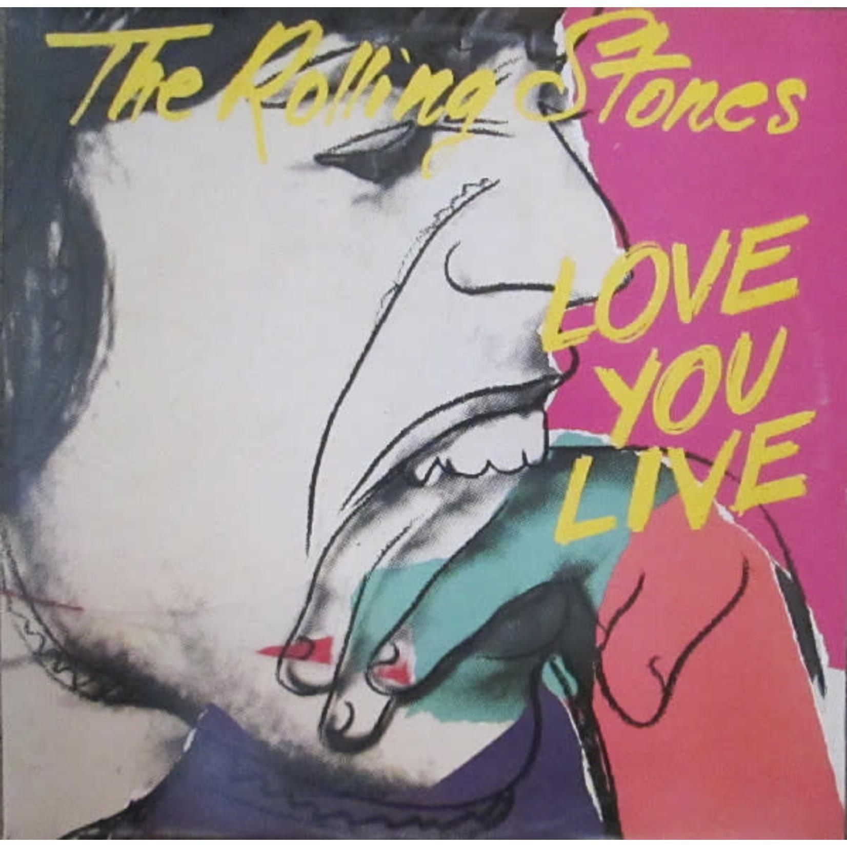[Vintage] Rolling Stones: Love You Live