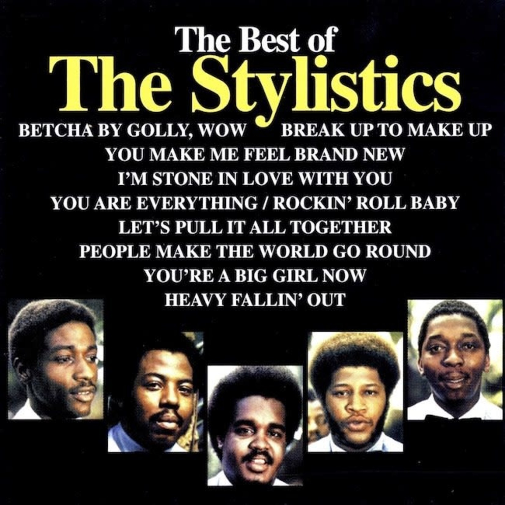 [Vintage] Stylistics: The Best of...