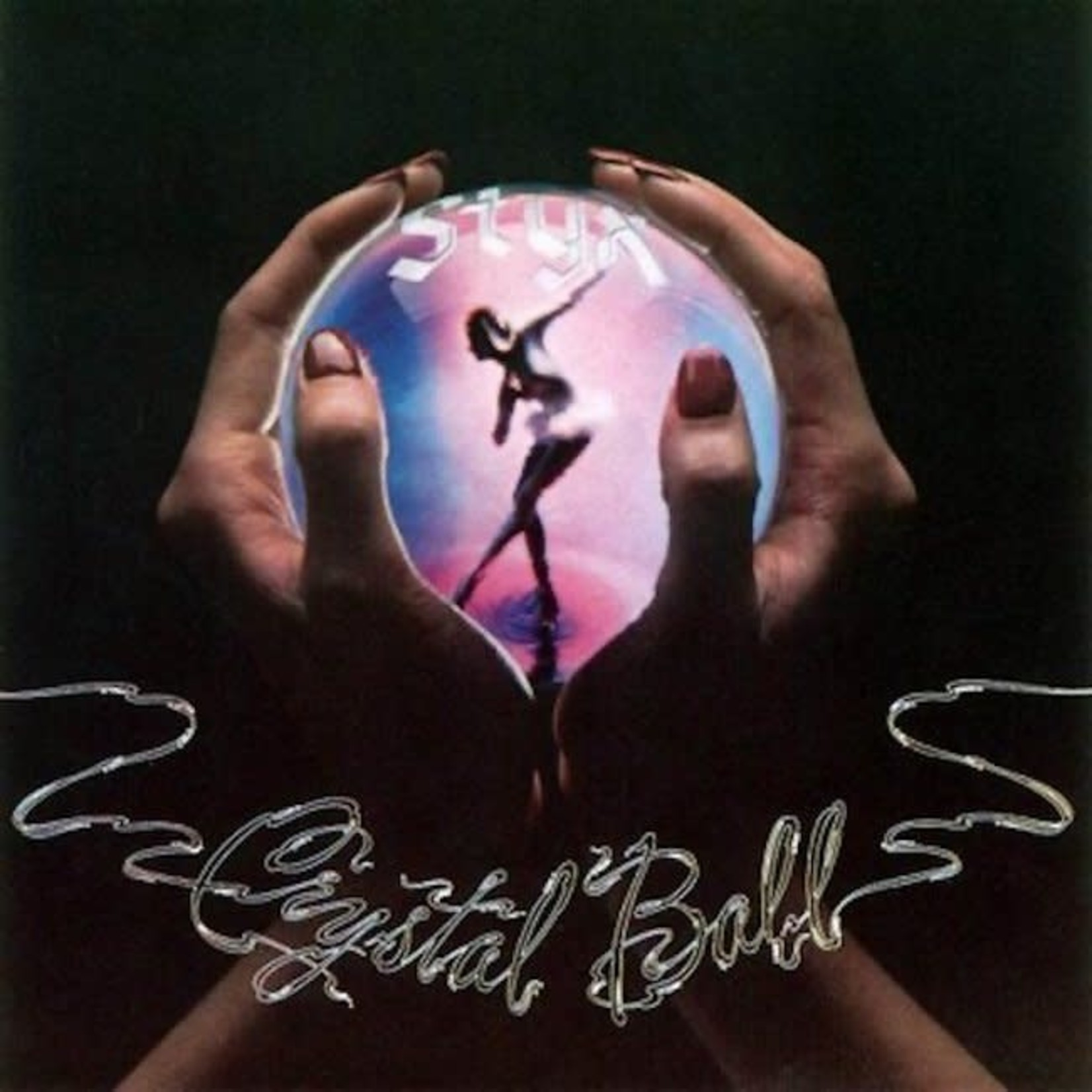 [Vintage] Styx: Crystal Ball
