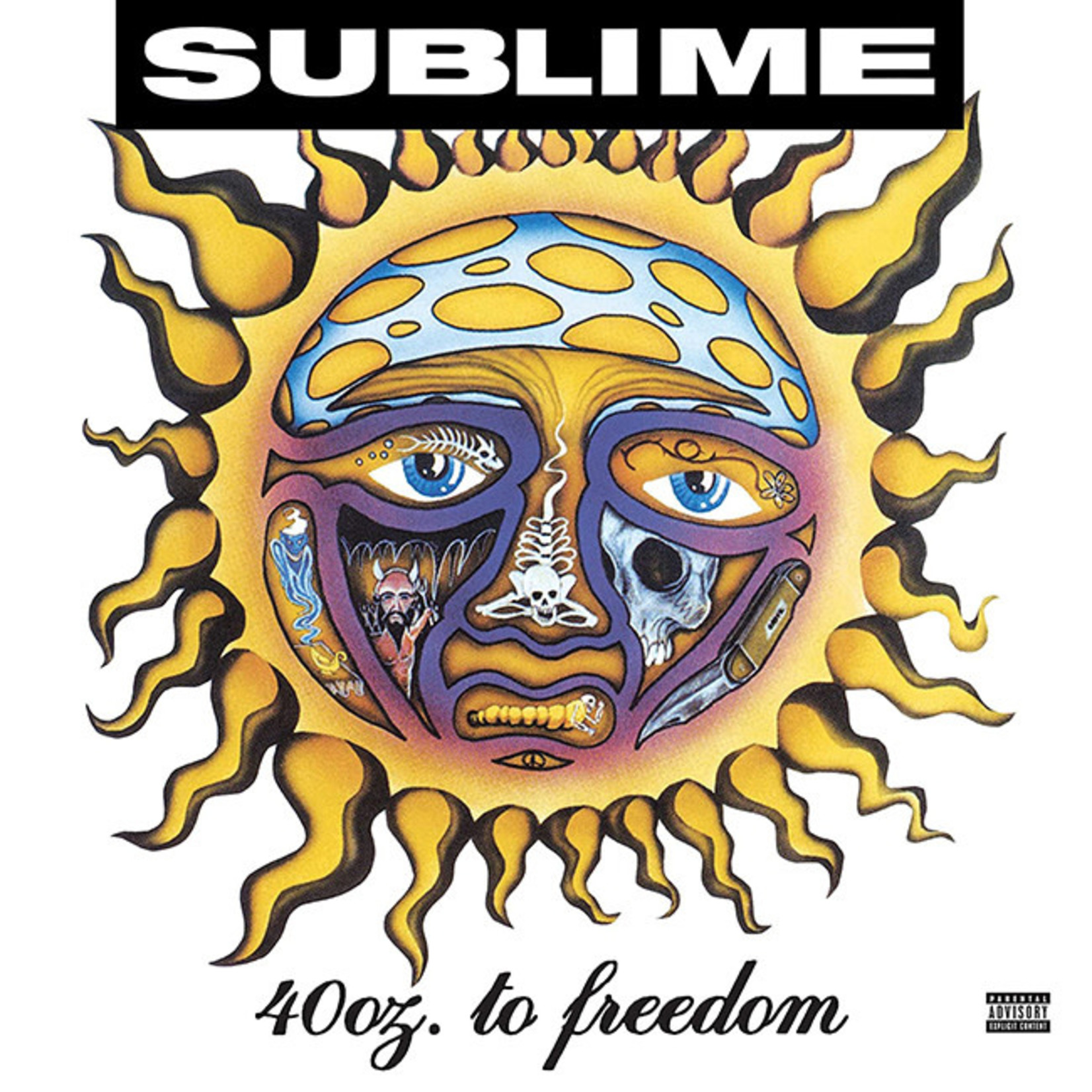 [New] Sublime: 40 Oz To Freedom (2LP)