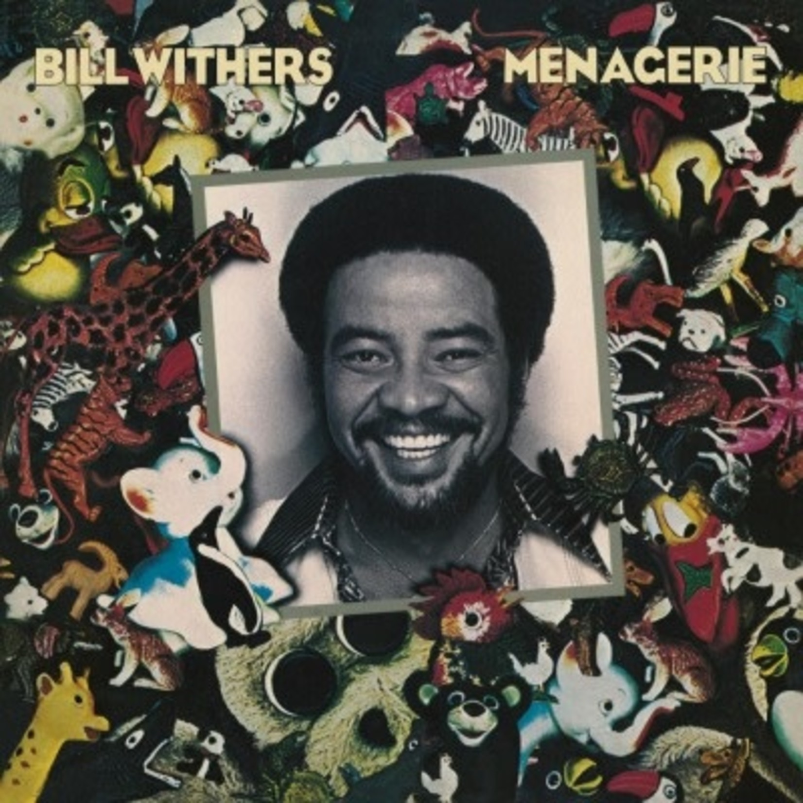 [New] Withers, Bill: Menagerie