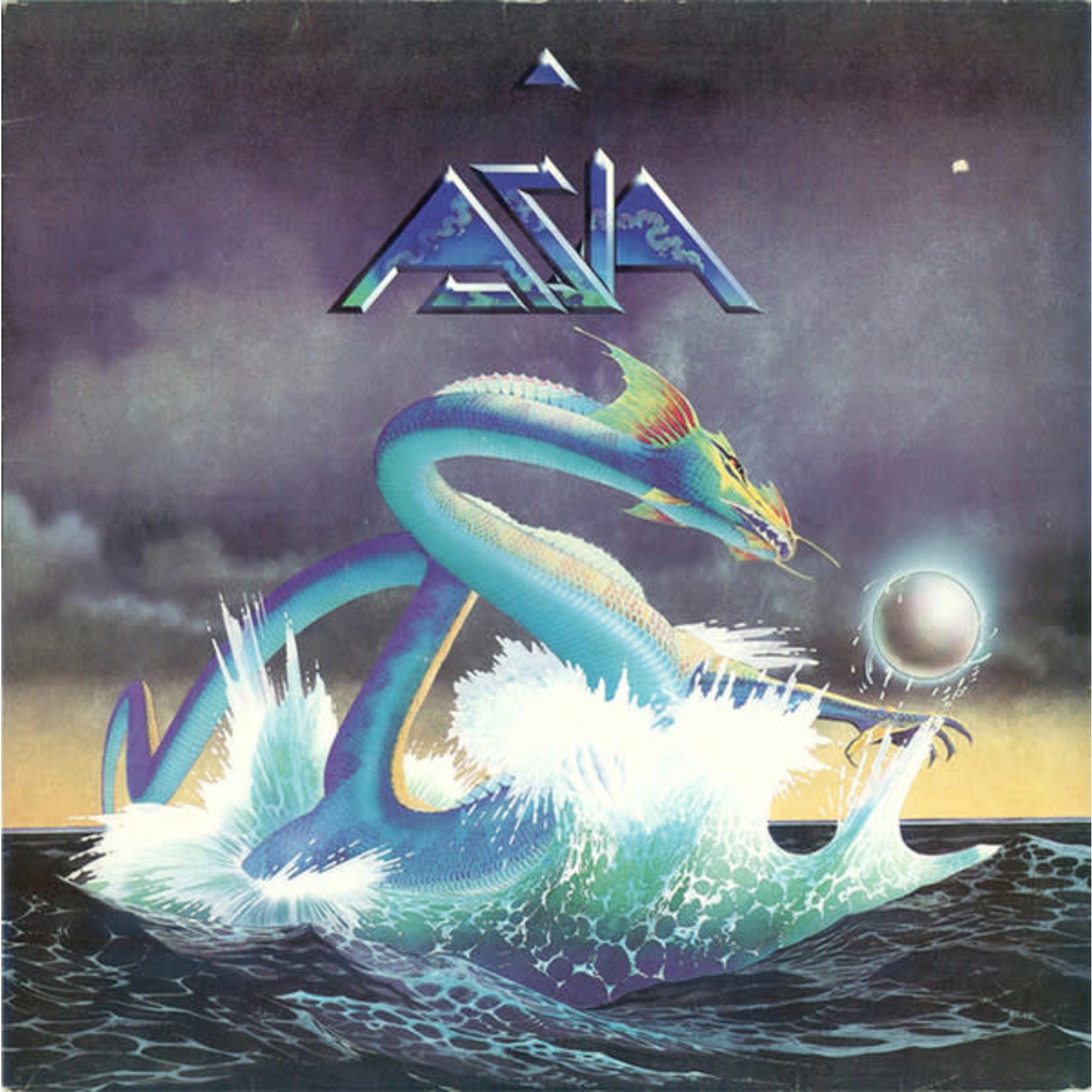 [Vintage] Asia: self-titled