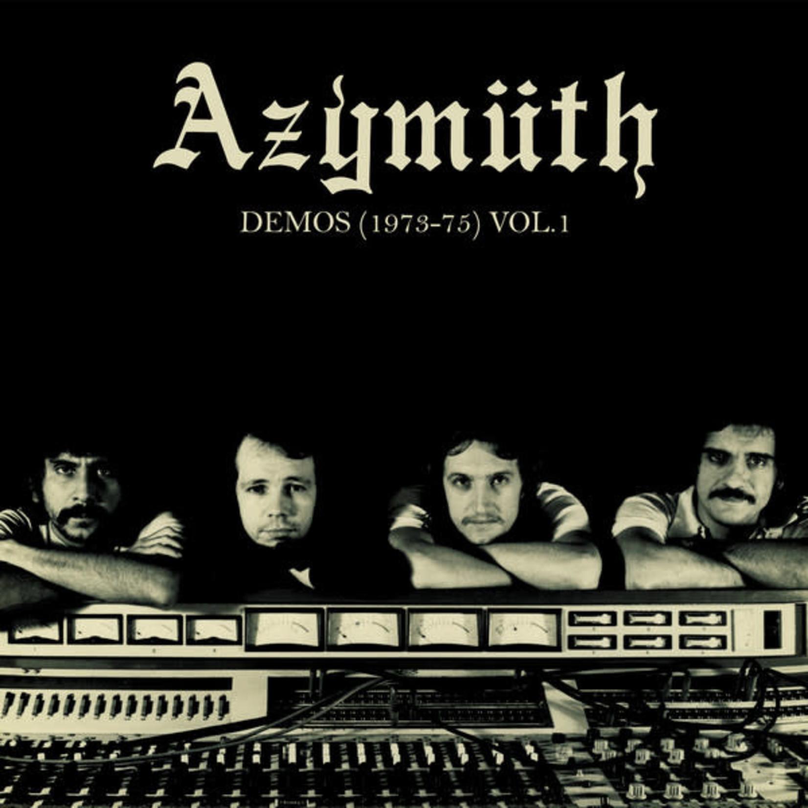 [New] Azymuth: Demos (1973-75) Vol. 1