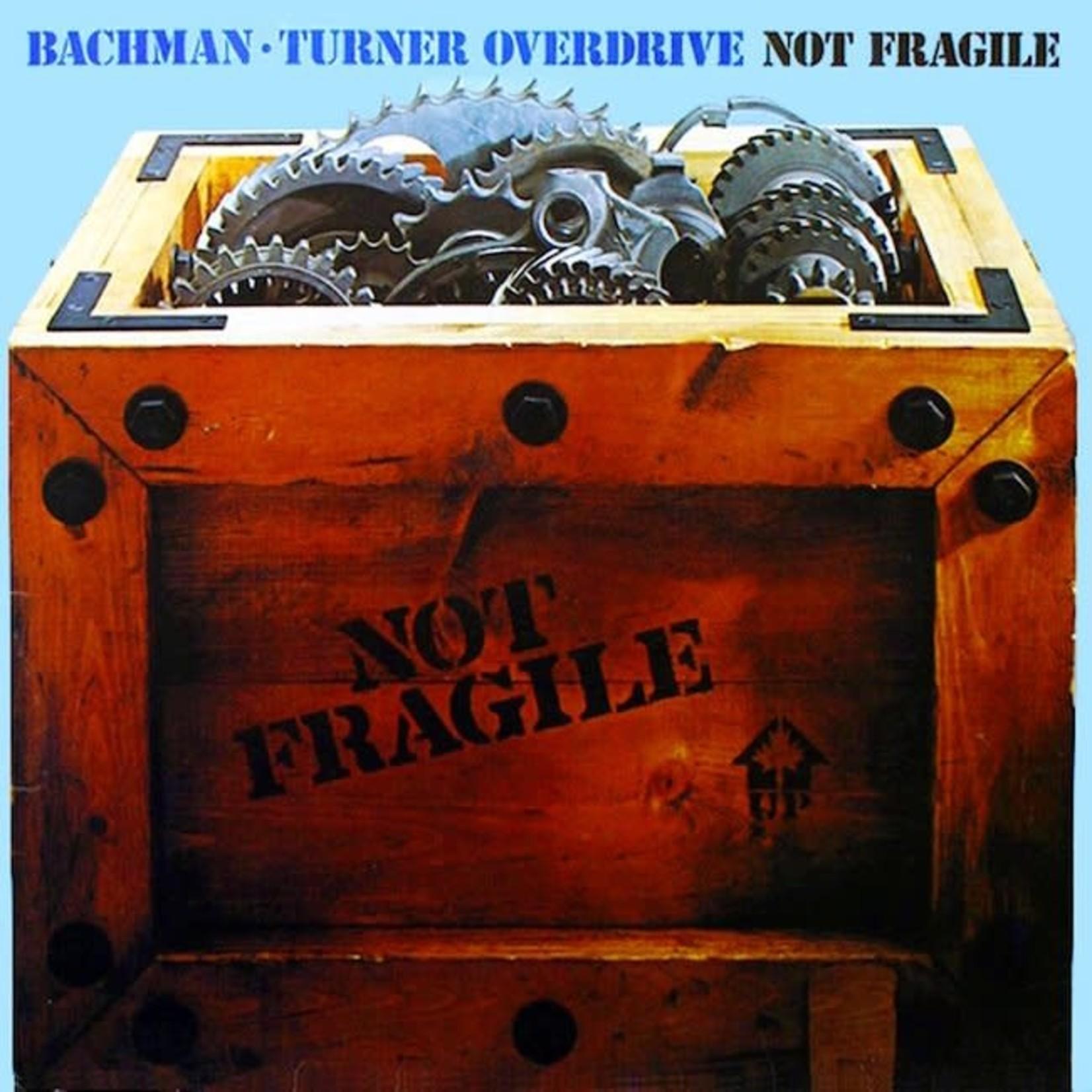[Vintage] Bachman-Turner Overdrive: Not Fragile