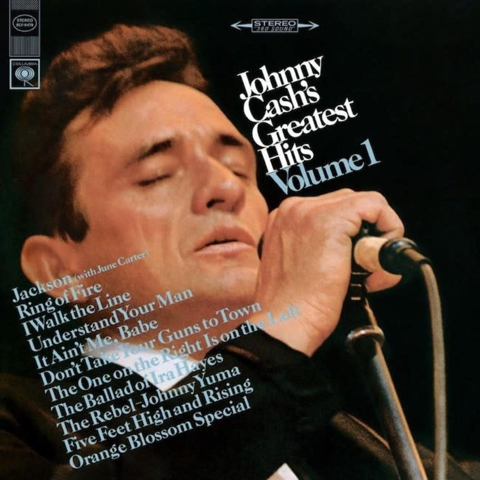 [Vintage] Cash, Johnny: Greatest Hits Volume. 1