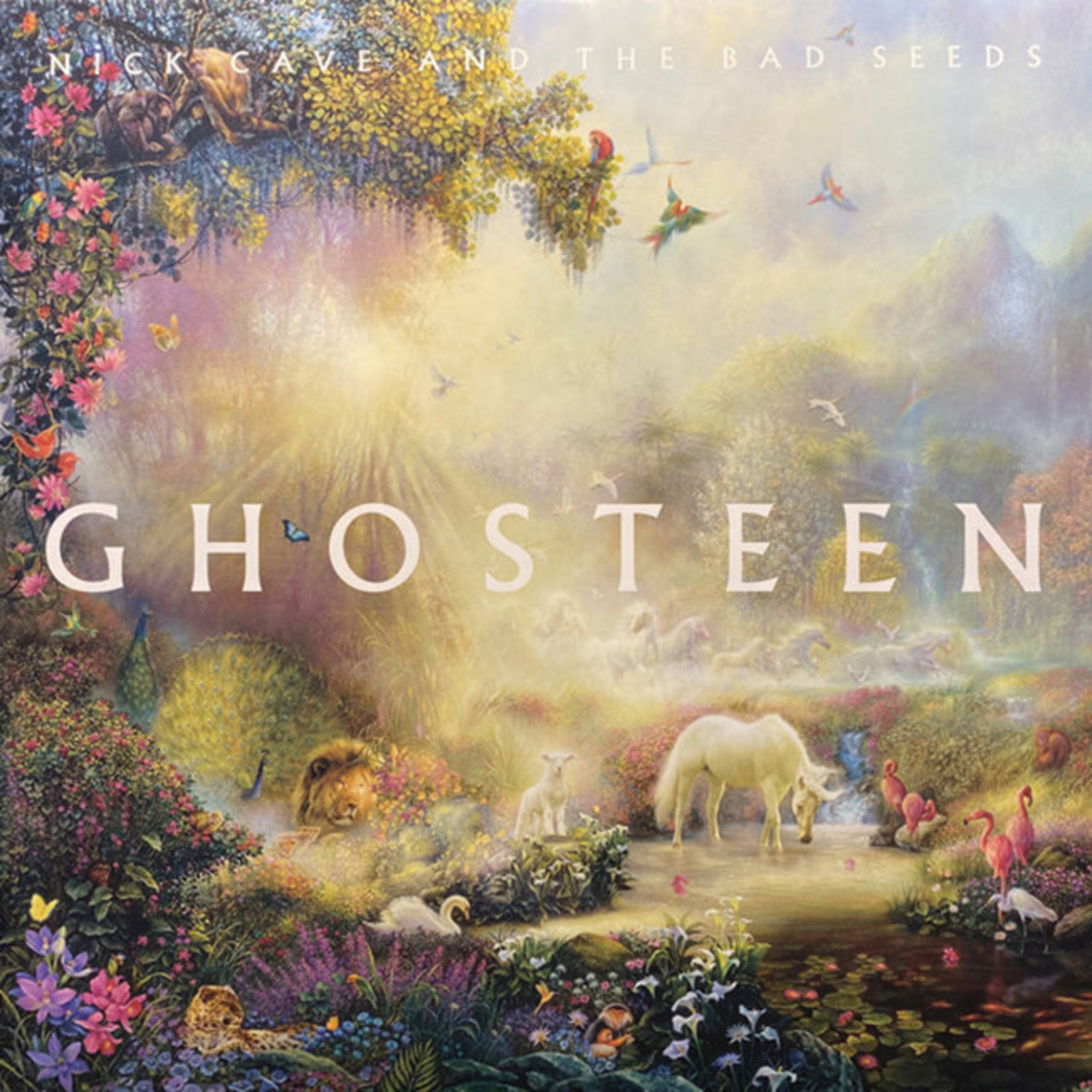 [New] Cave, Nick & the Bad Seeds: Ghosteen (2LP)