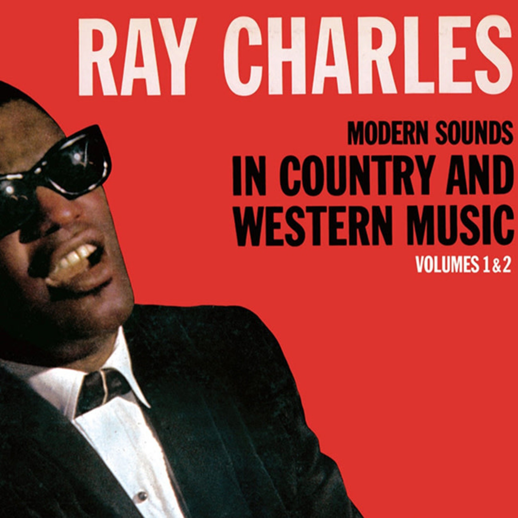 [New] Charles, Ray: Modern Sounds in Country & Western Vol. 1 & 2 (2LP)