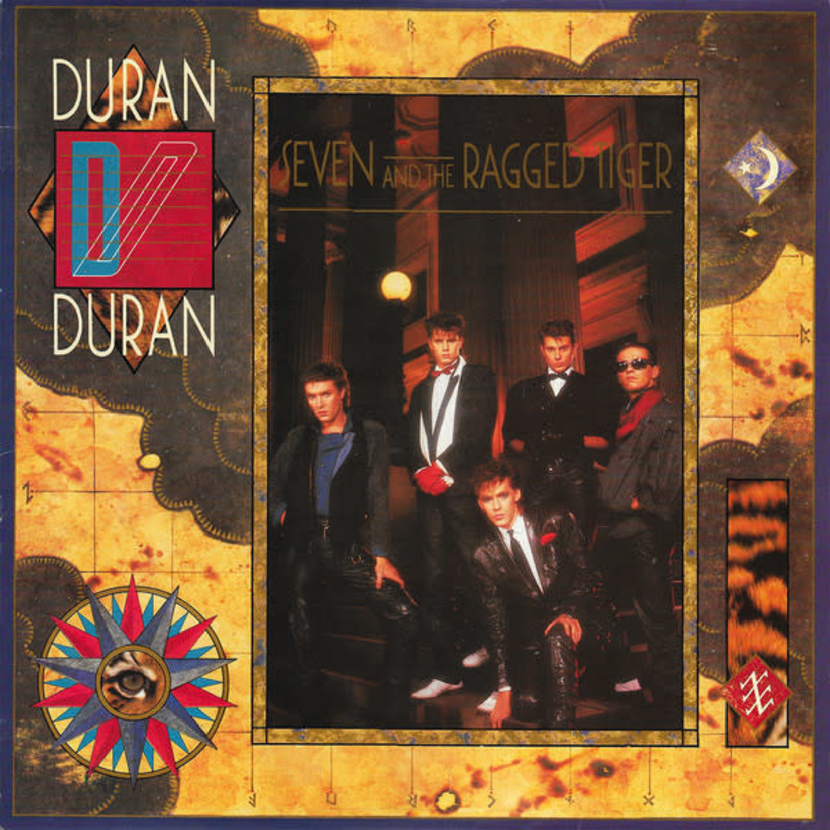 [Vintage] Duran Duran: Seven and the Ragged Tiger