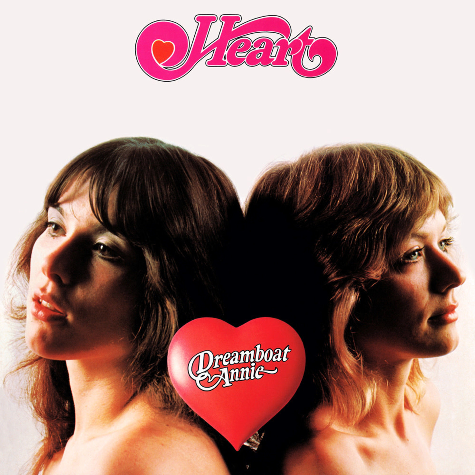 [Vintage] Heart: Dreamboat Annie