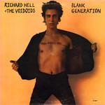 [New] Hell, Richard & the Voidoids: Blank Generation (colour vinyl)