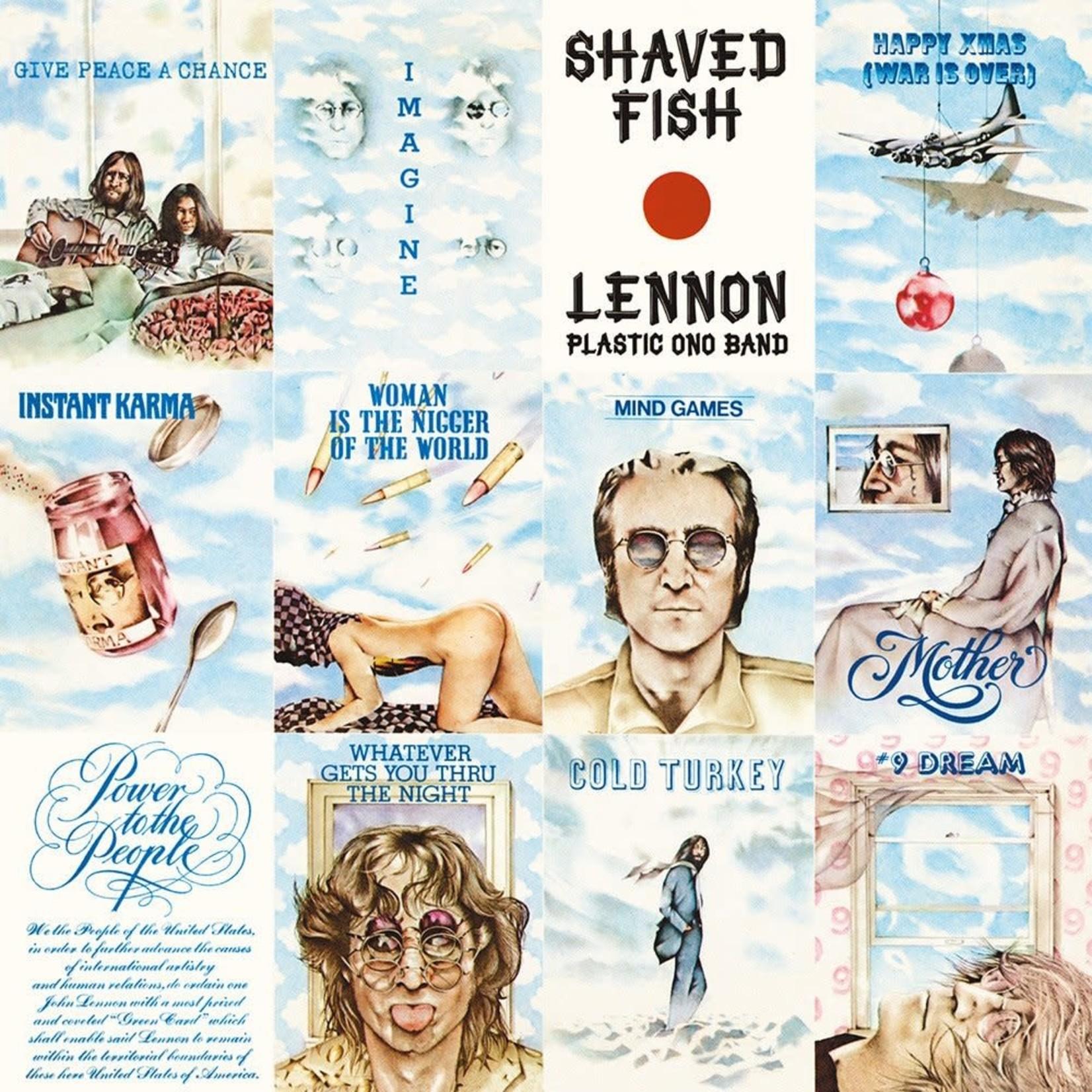 [Vintage] Lennon, John (Beatles): Shaved Fish