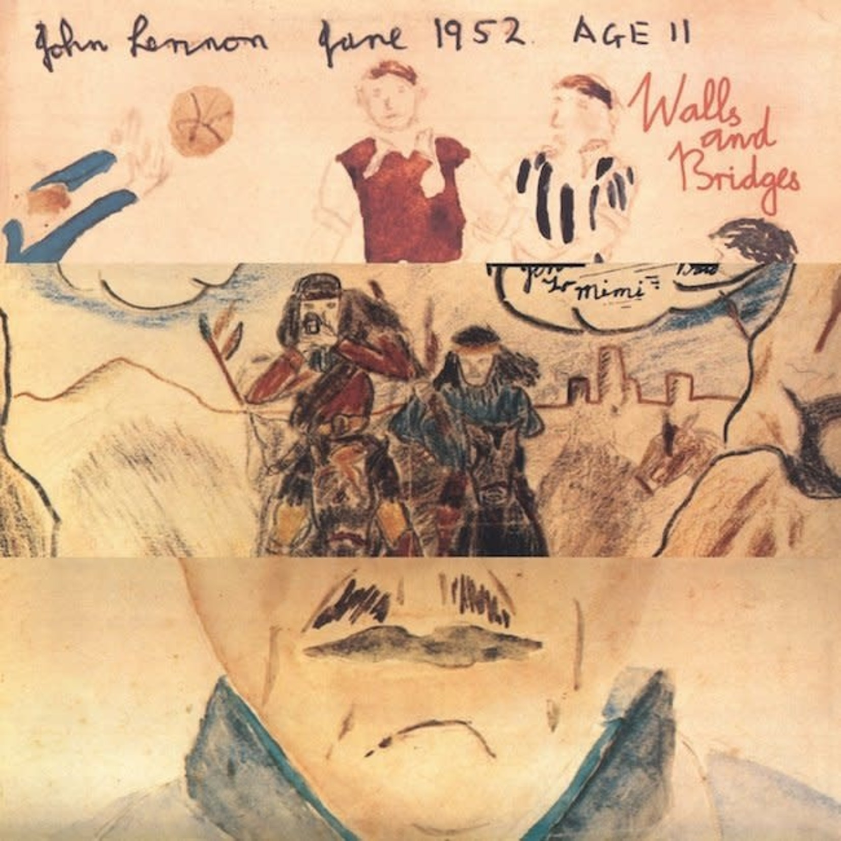[Vintage] Lennon, John (Beatles): Walls and Bridges