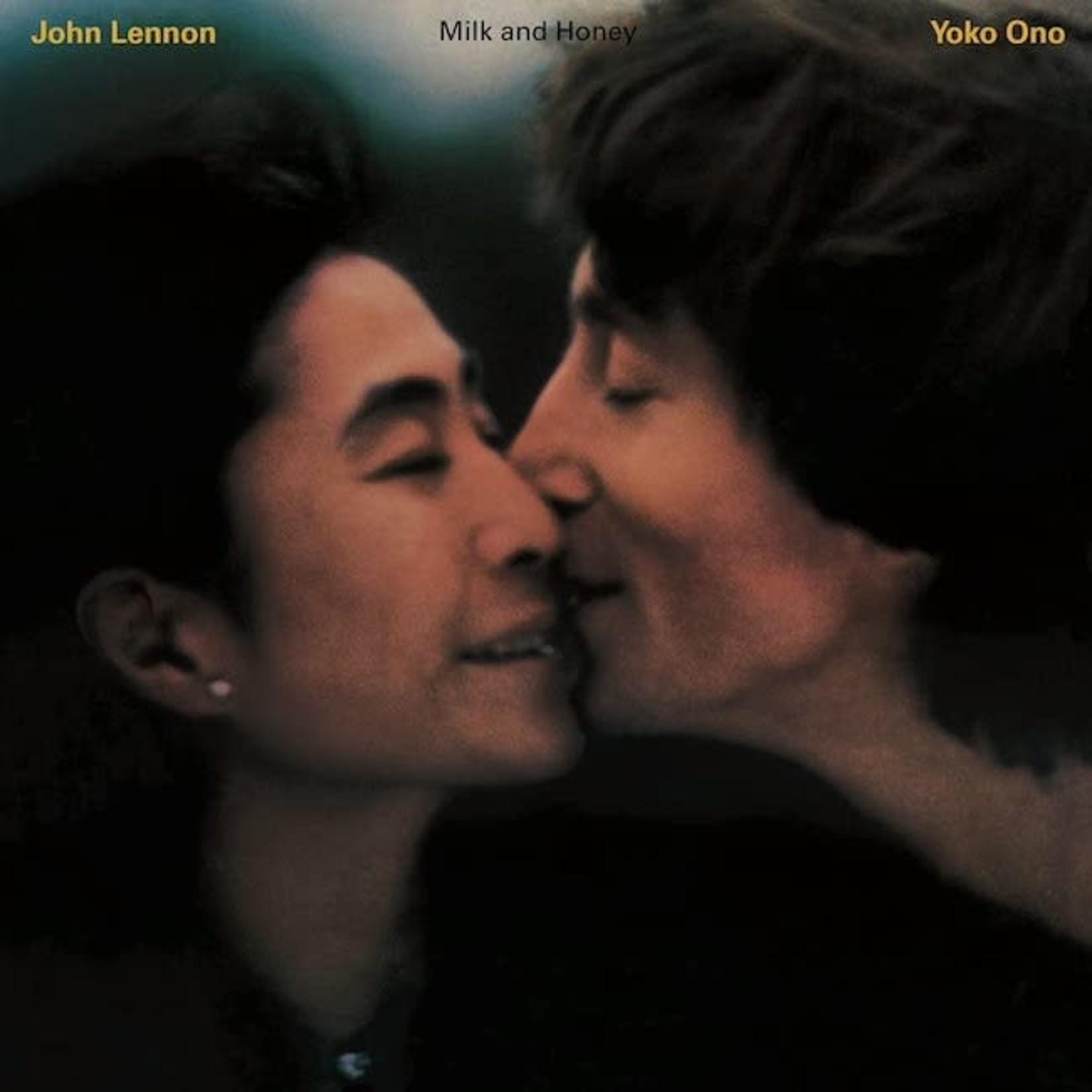 [Vintage] Lennon, John & Yoko Ono (Beatles): Milk and Honey