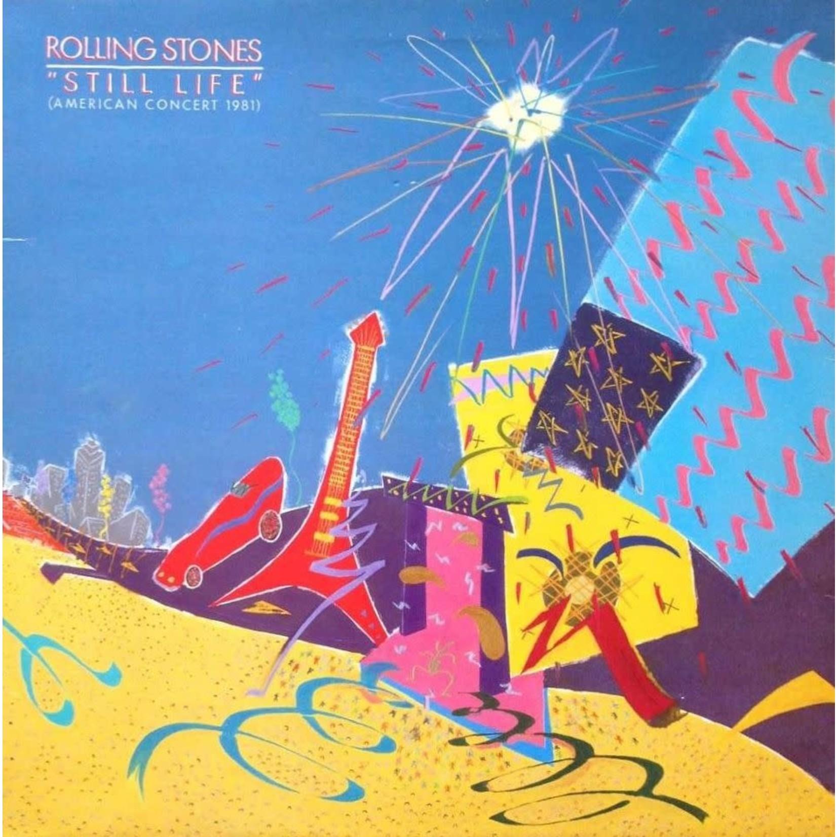 [Vintage] Rolling Stones: Still Life (American Concert 1981)