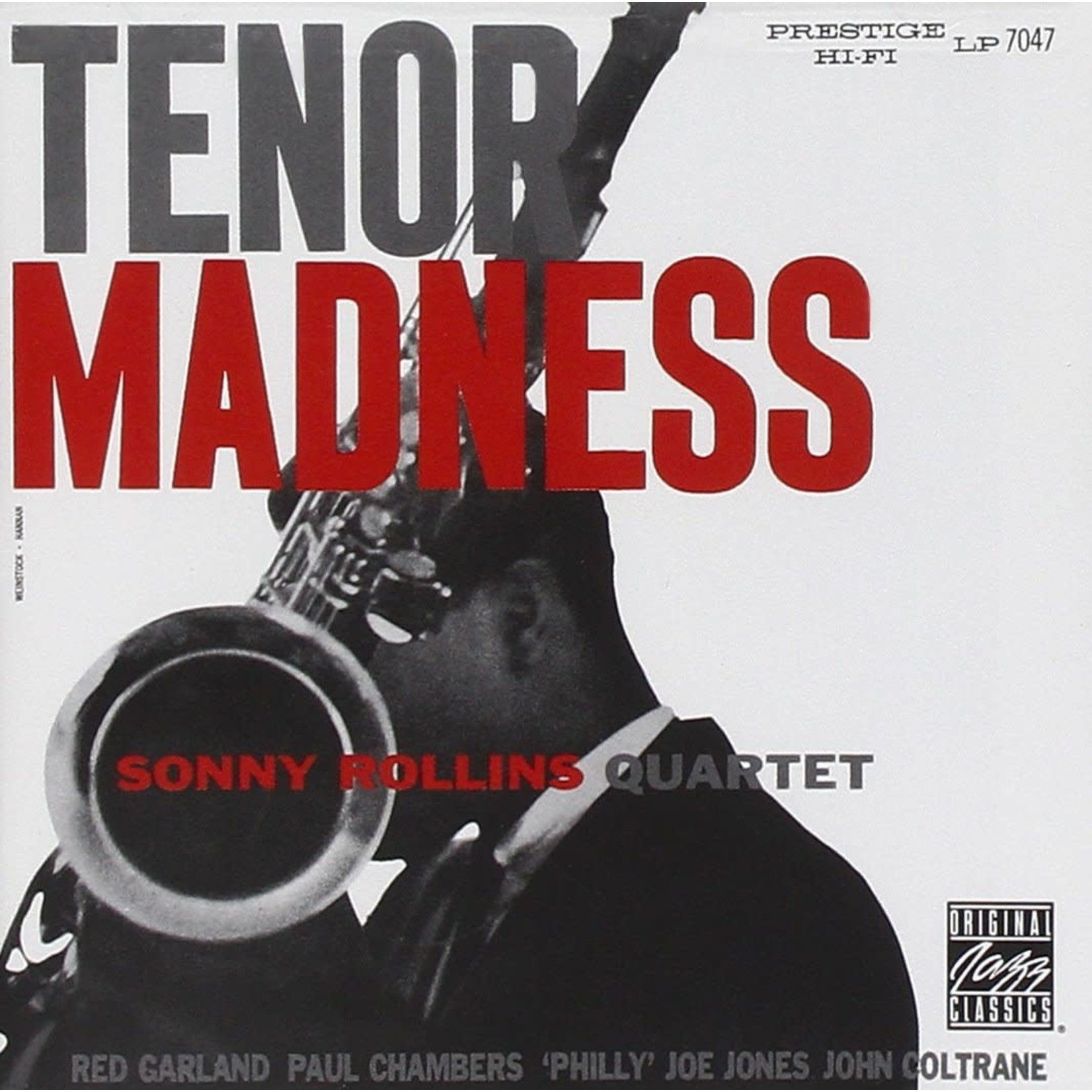 [New] Rollins, Sonny: Tenor Madness
