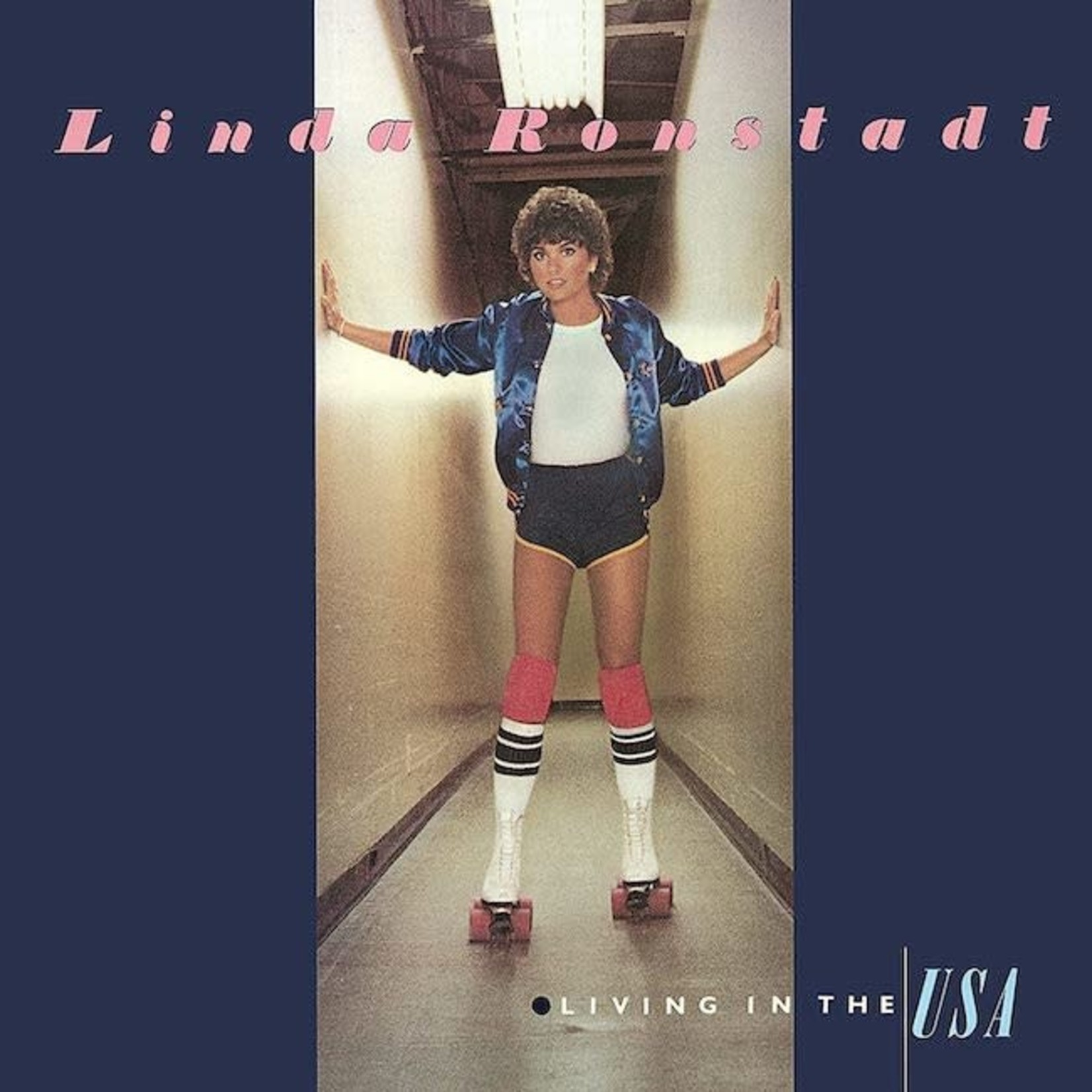 [Vintage] Ronstadt, Linda: Living in the U.S.A