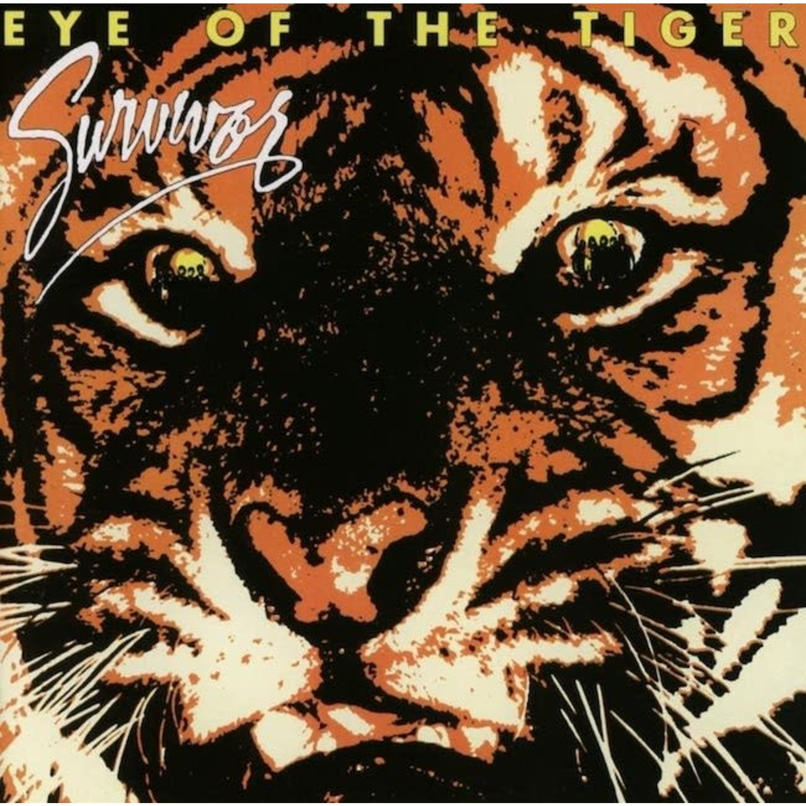 [Vintage] Survivor: Eye of the Tiger