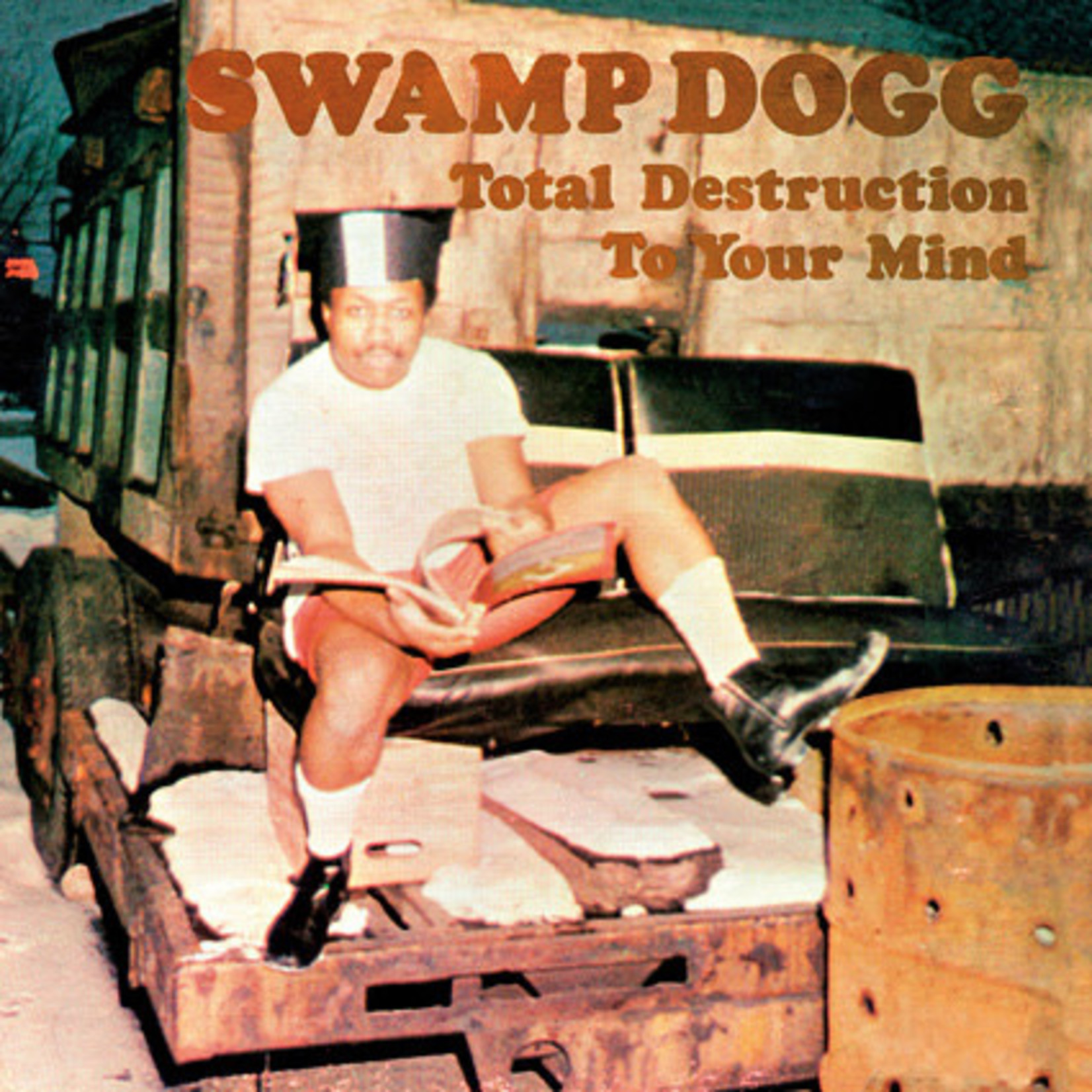 [New] Swamp Dogg: Total Destruction To Your Mind