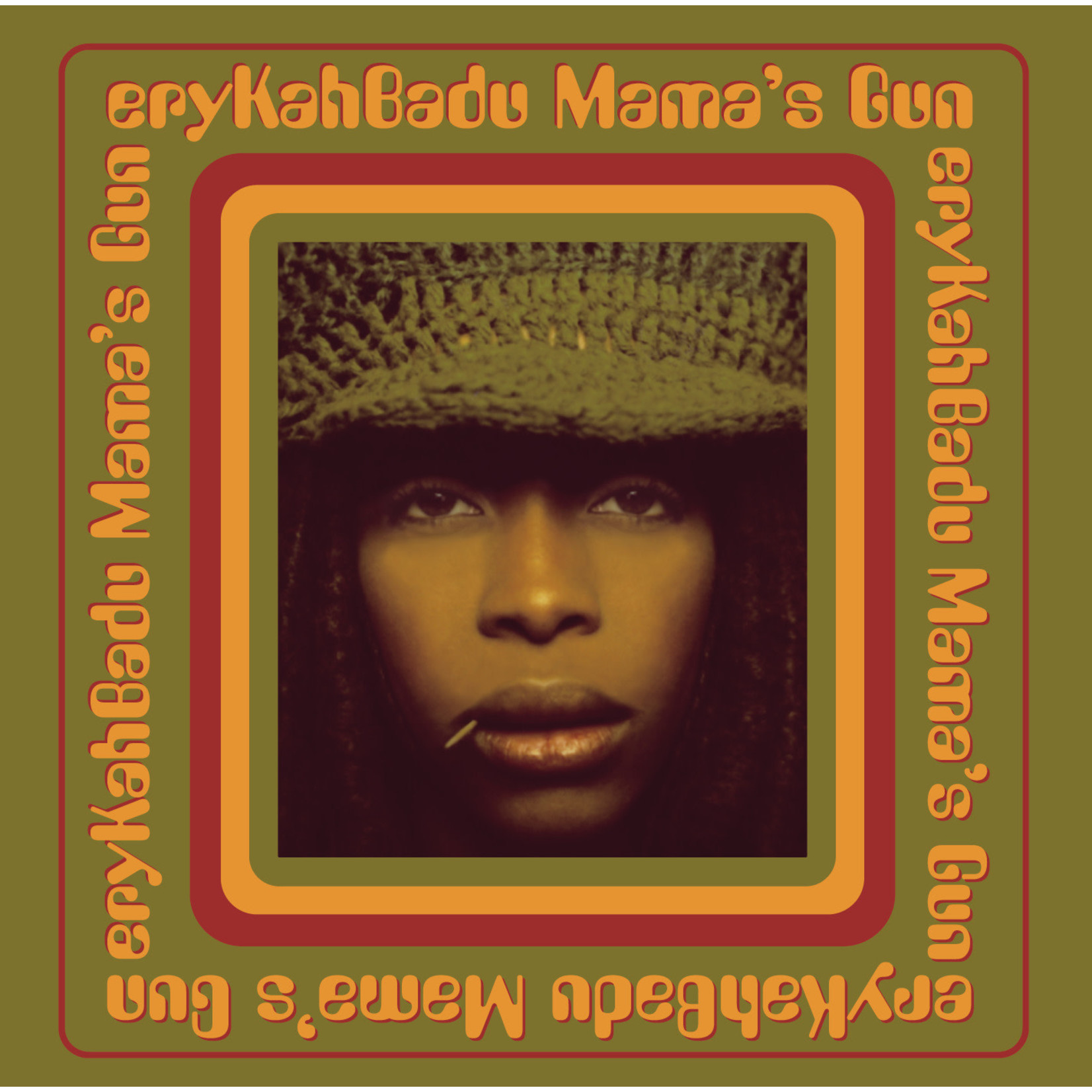 [New] Badu, Erykah: Mama's Gun (2LP)
