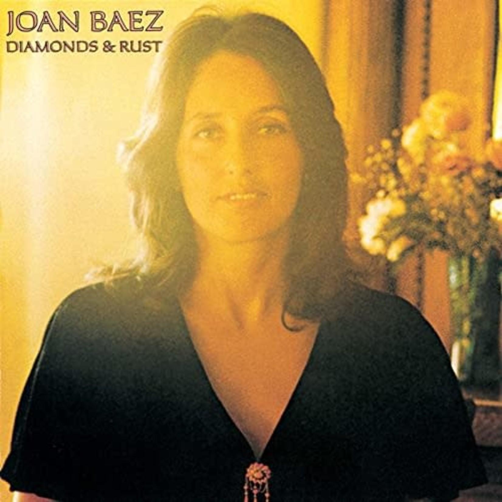 [Vintage] Baez, Joan: Diamonds & Rust