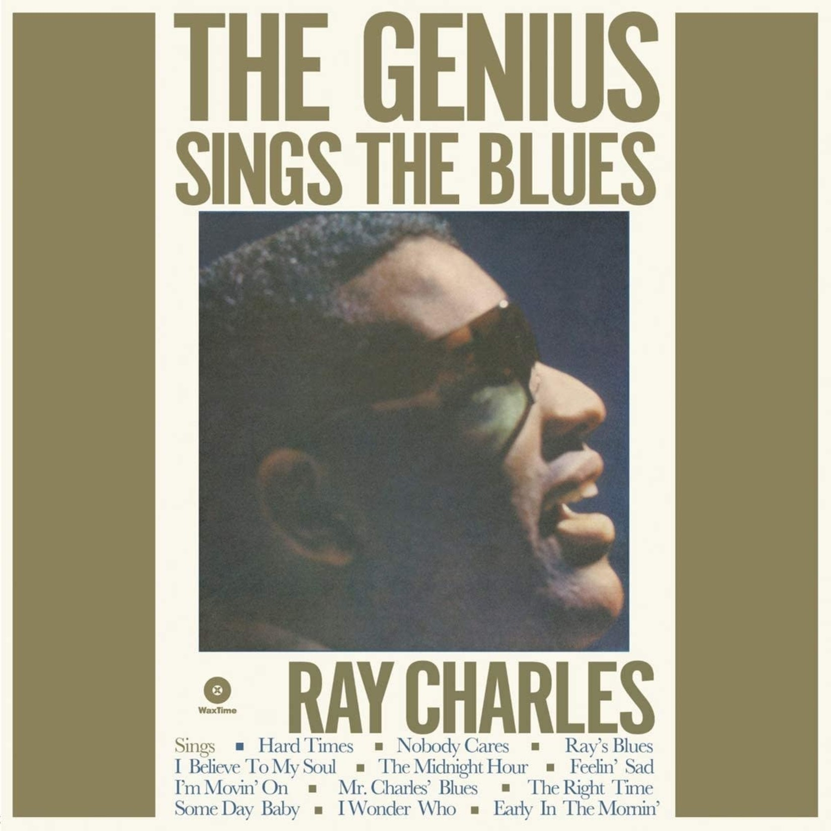 [New] Charles, Ray: The Genius Sings The Blues (mono mix)