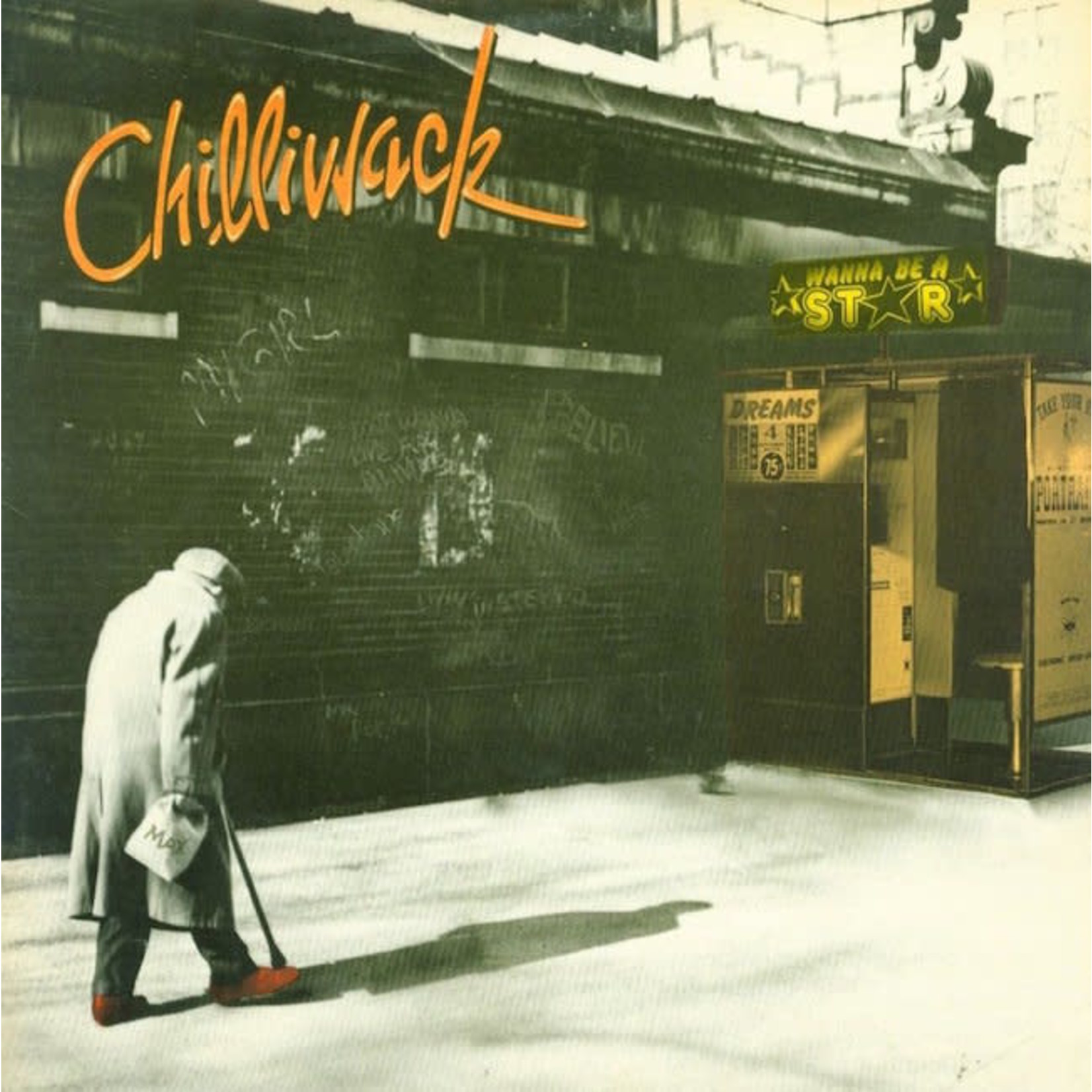 [Vintage] Chilliwack: Wanna Be a Star