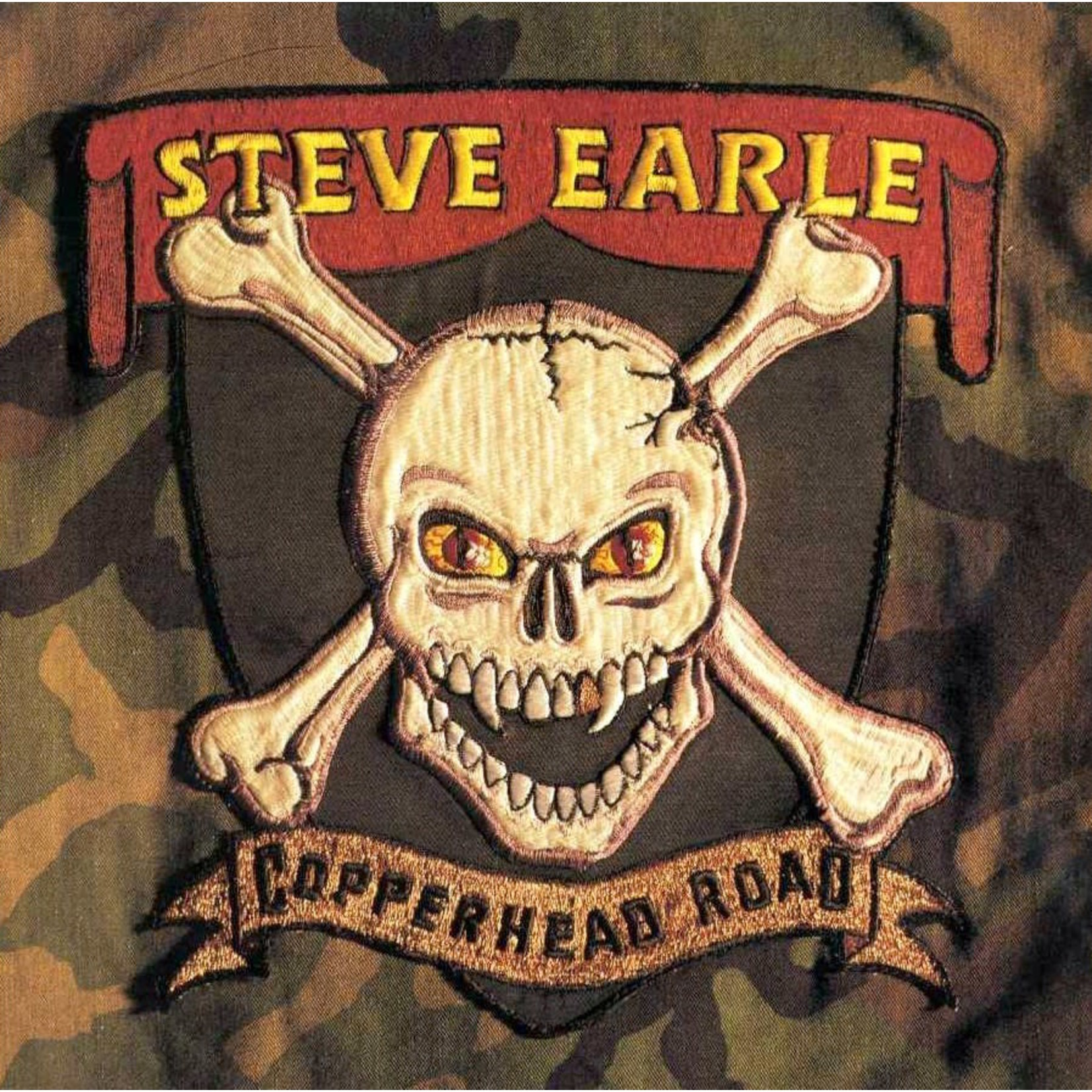 [Vintage] Earle, Steve: Copperhead Road