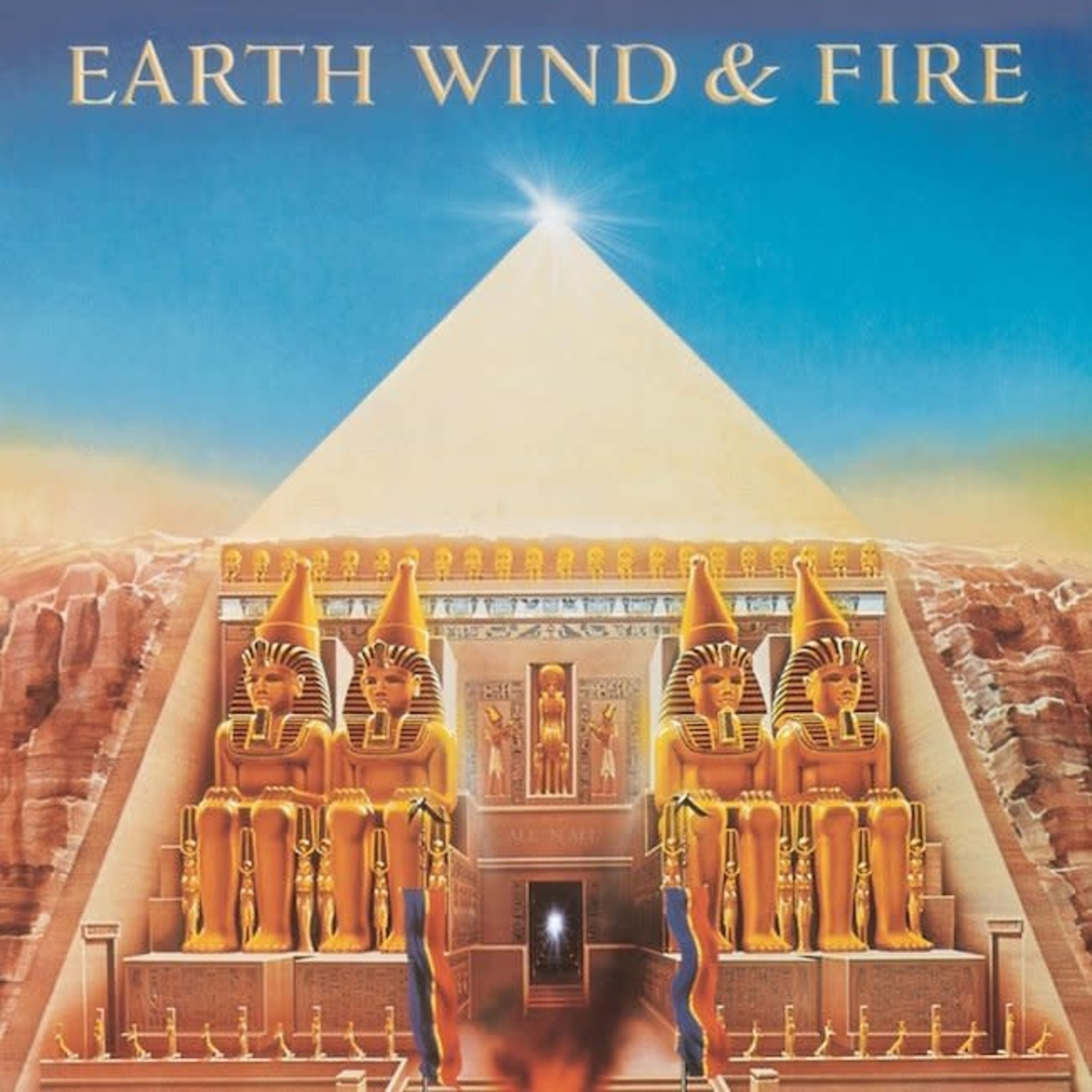 [Vintage] Earth, Wind & Fire: All 'n All