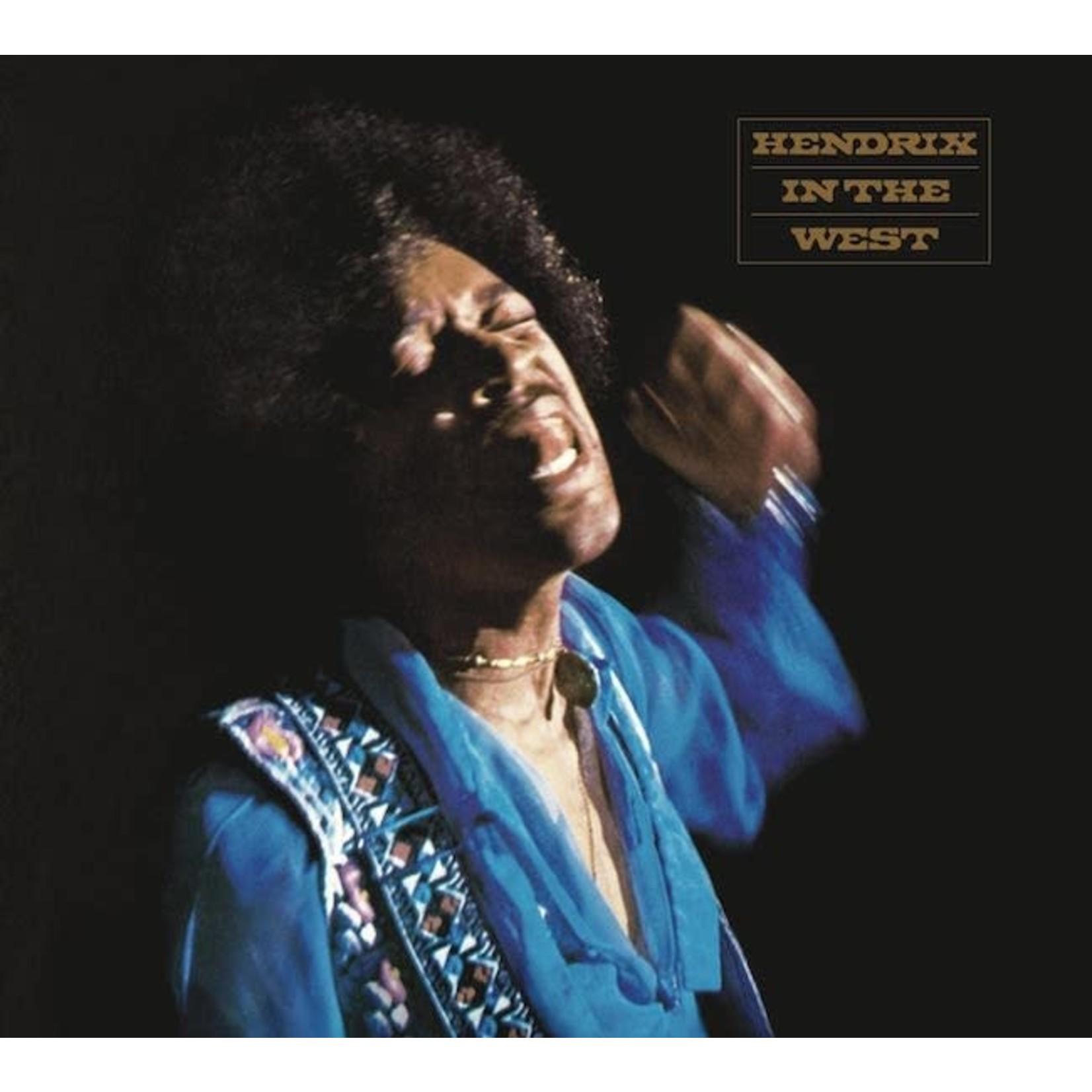 [Vintage] Hendrix, Jimi: In the West