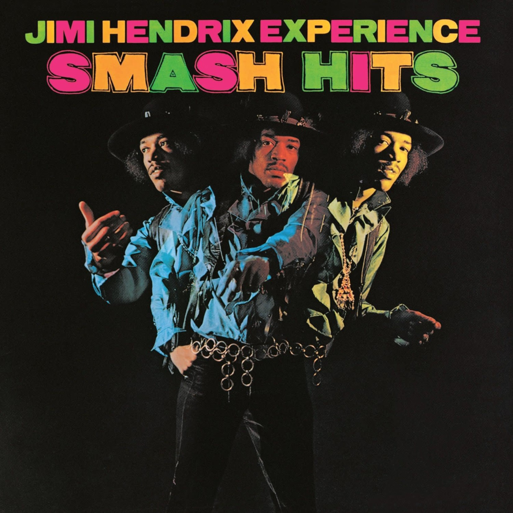 [Vintage] Hendrix, Jimi: Smash Hits (reissue, no poster)