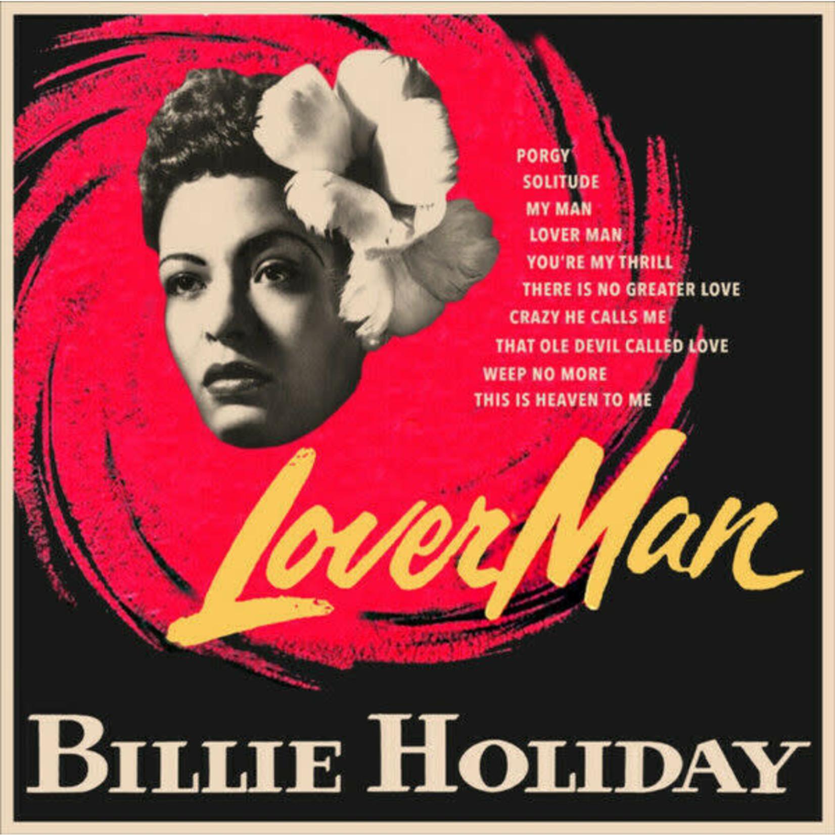 [New] Holiday, Billie: Lover Man