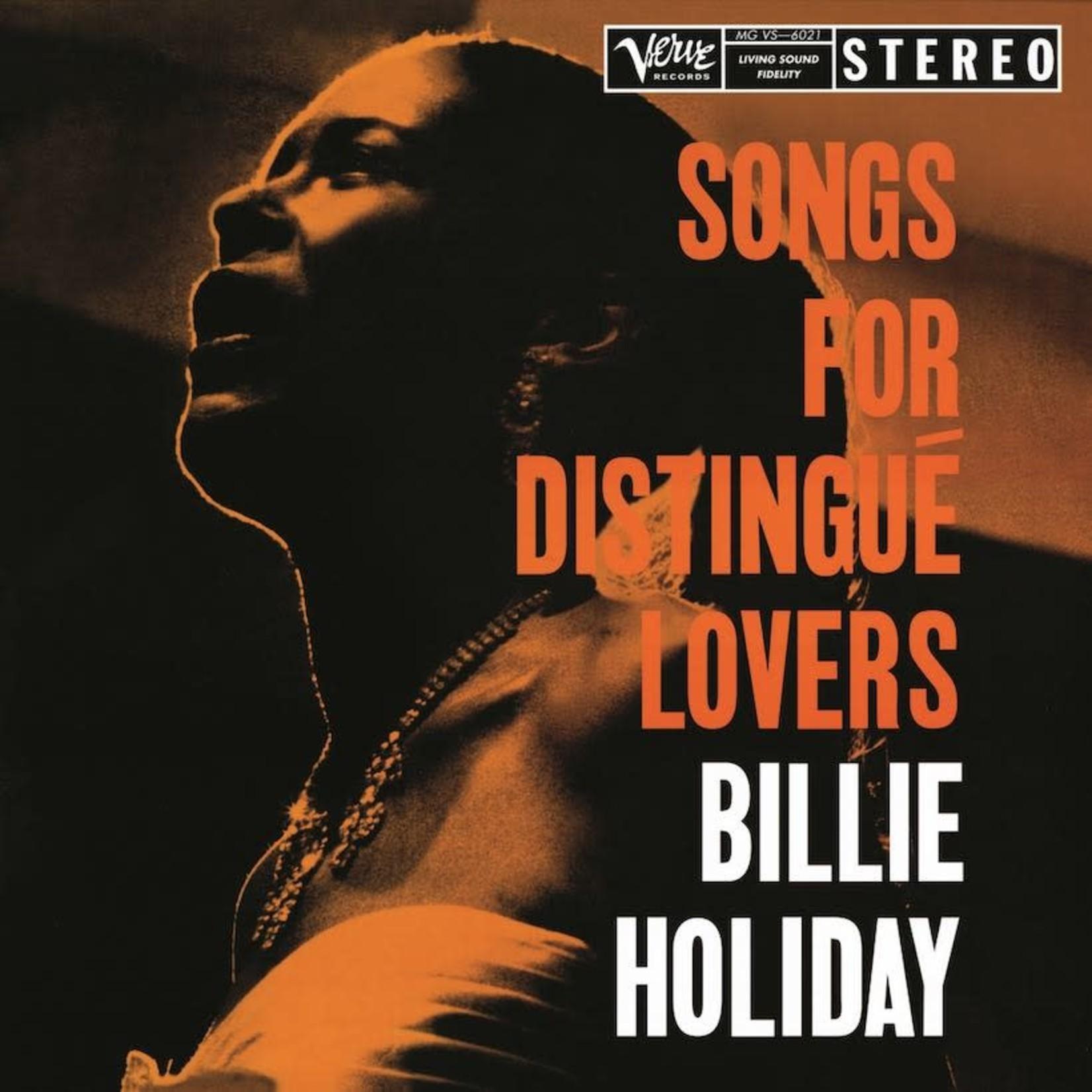 [New] Holiday, Billie: Songs for Distingue Lovers (Vital Vinyl Series)