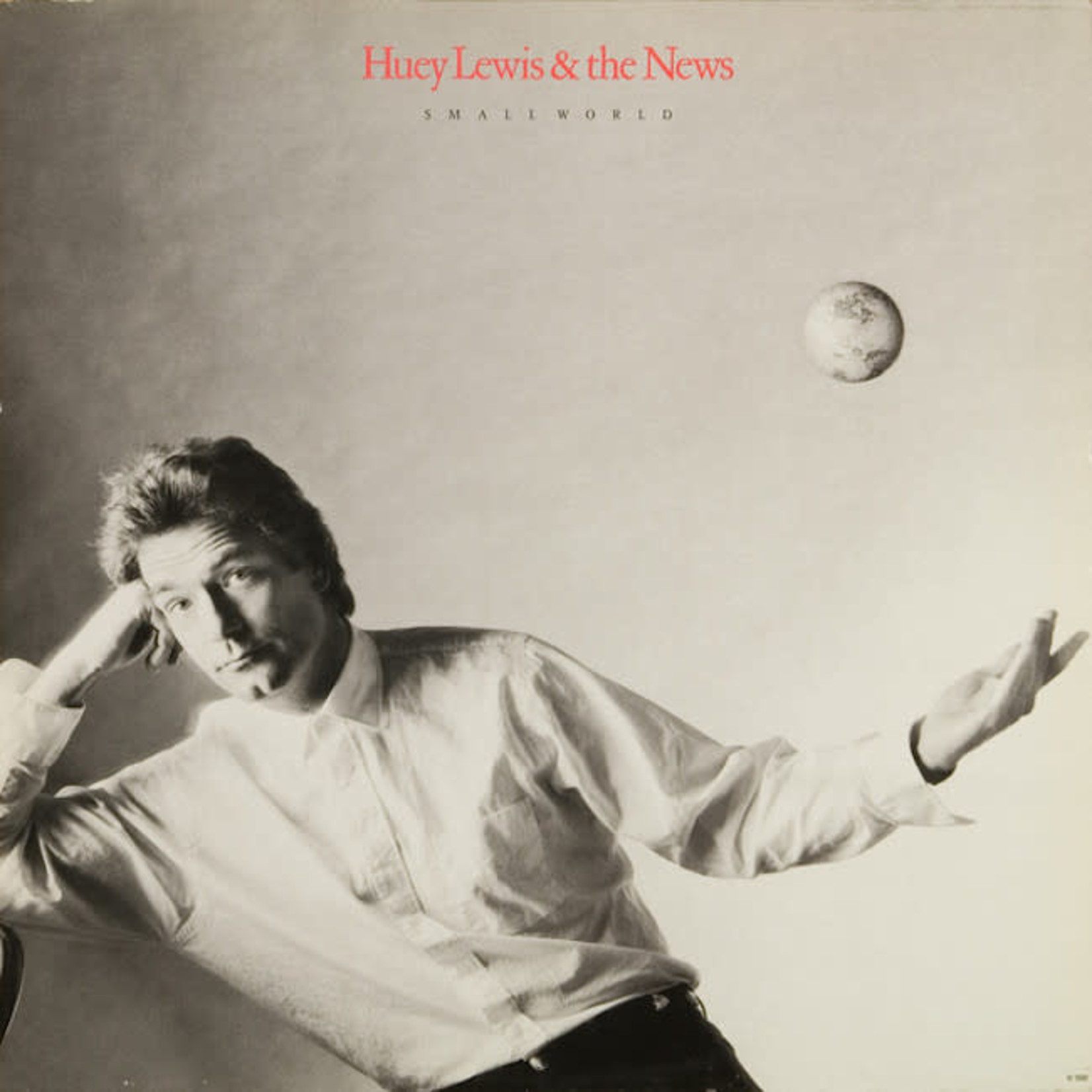 [Vintage] Lewis, Huey & the News: Small World