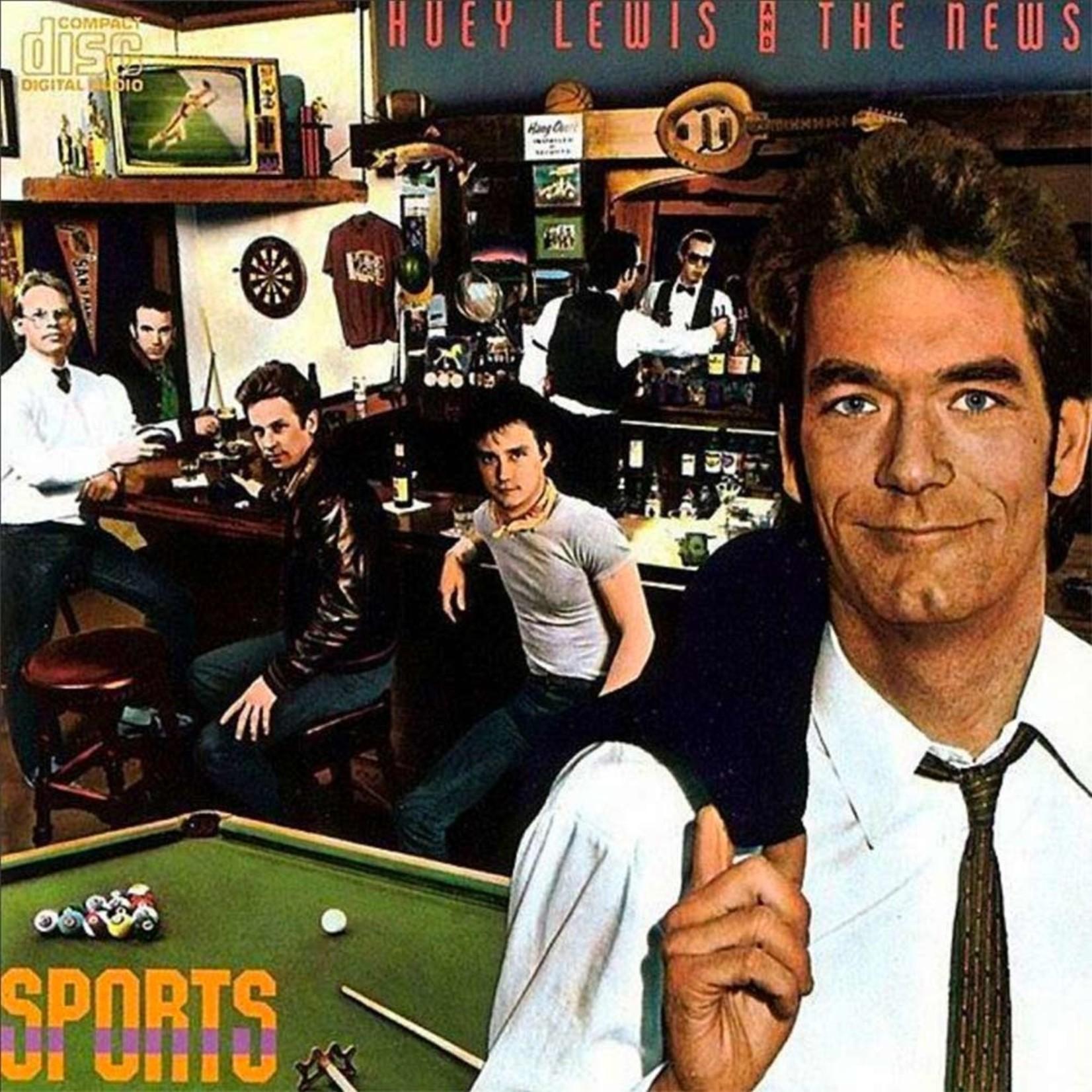 [Vintage] Lewis, Huey & the News: Sports