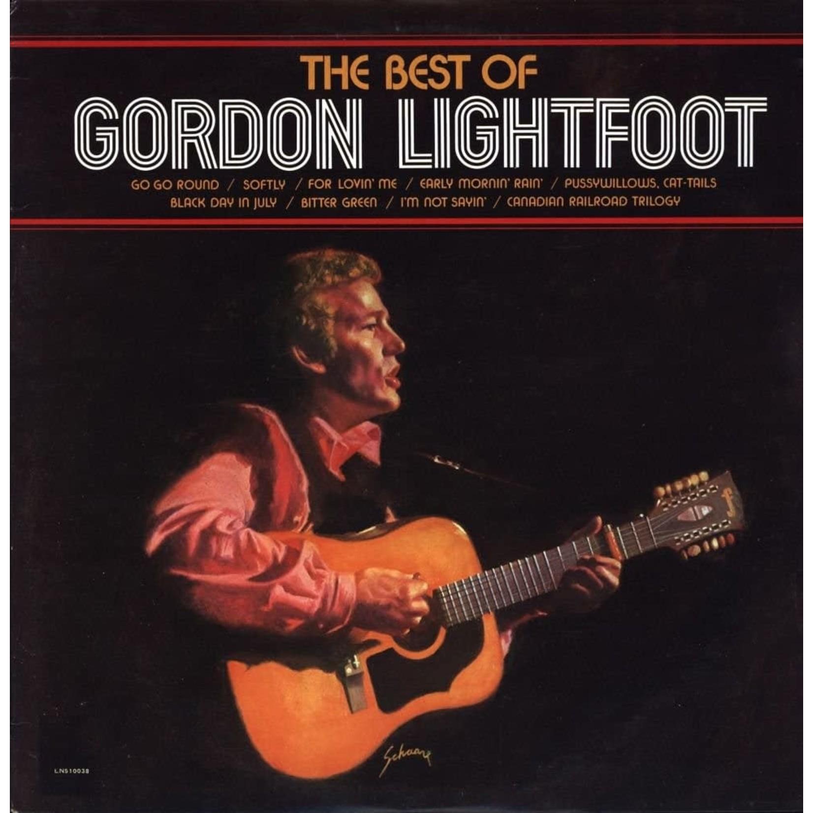 [Vintage] Lightfoot, Gordon: Best of...