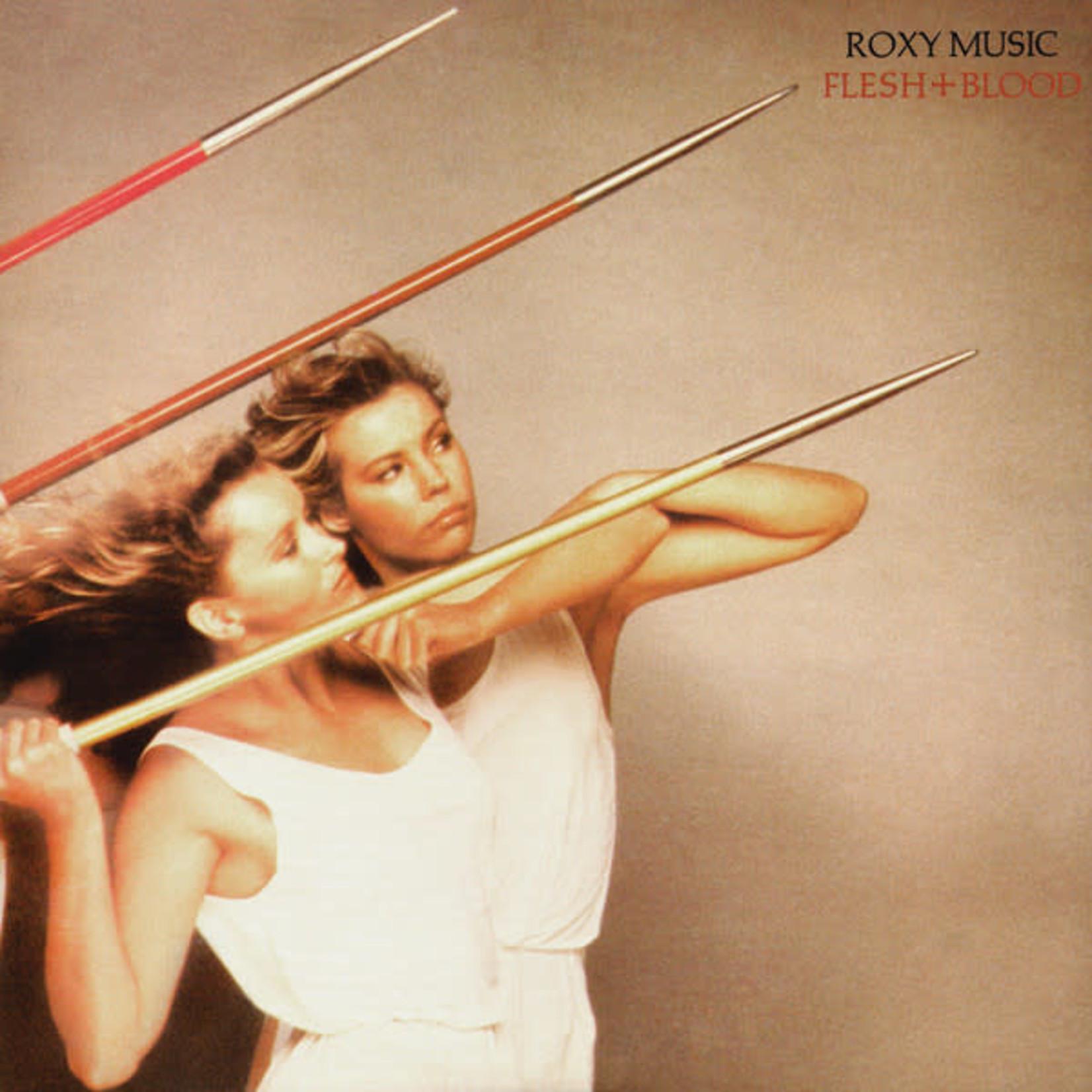 [Vintage] Roxy Music: Flesh & Blood