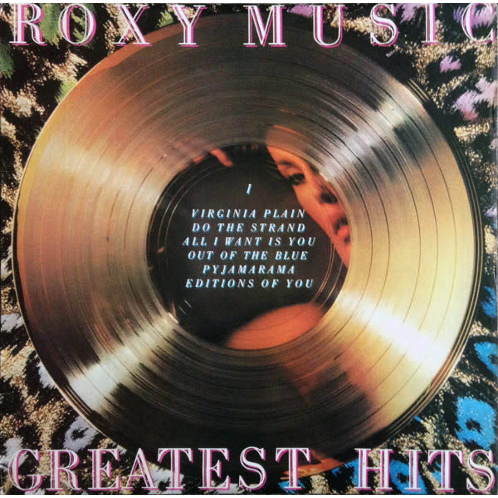 [Vintage] Roxy Music: Greatest Hits