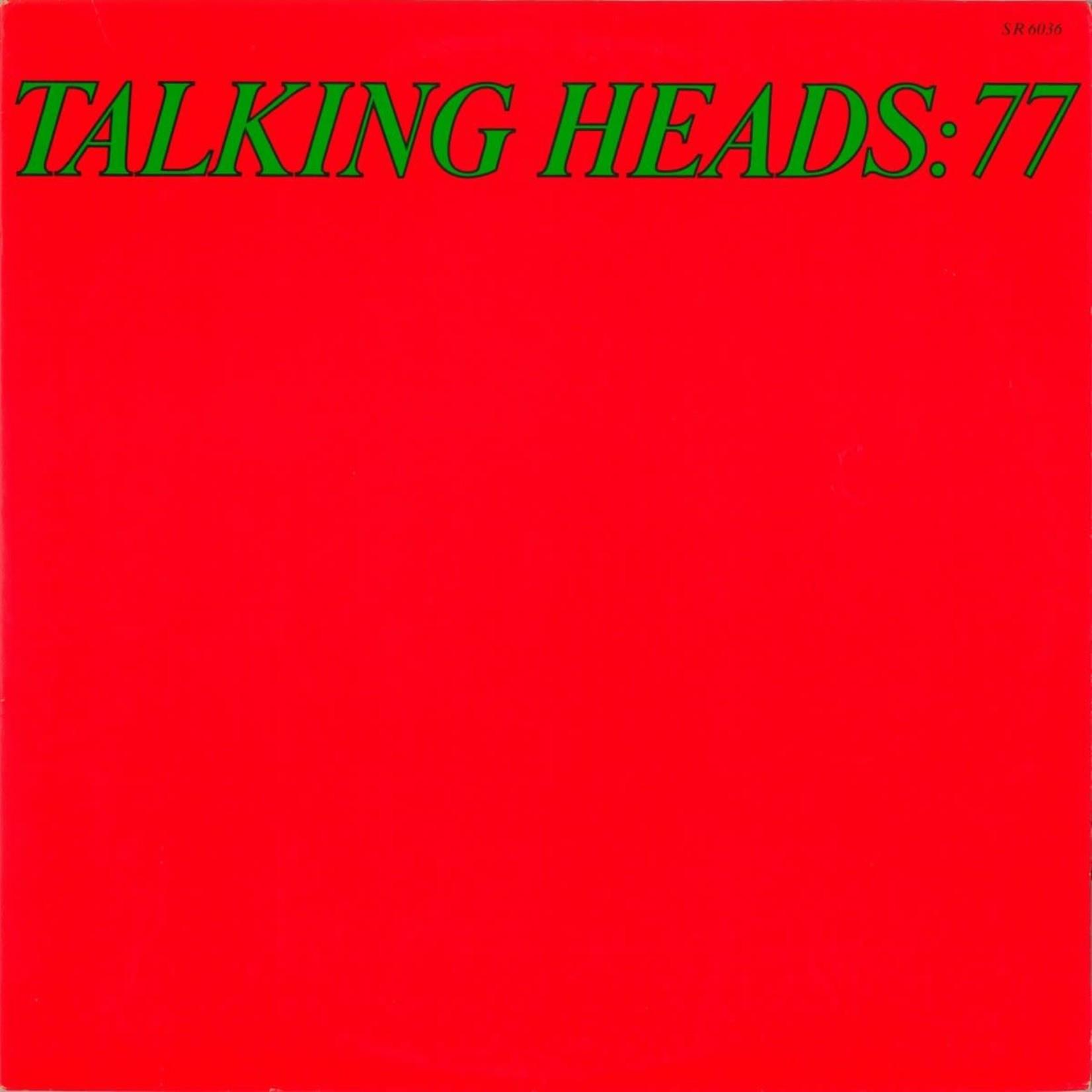 [Vintage] Talking Heads: 77 (70s press)