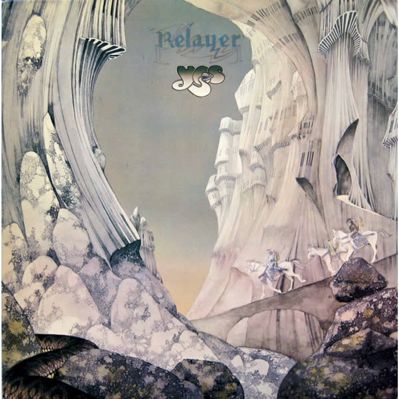 [Vintage] Yes: Relayer