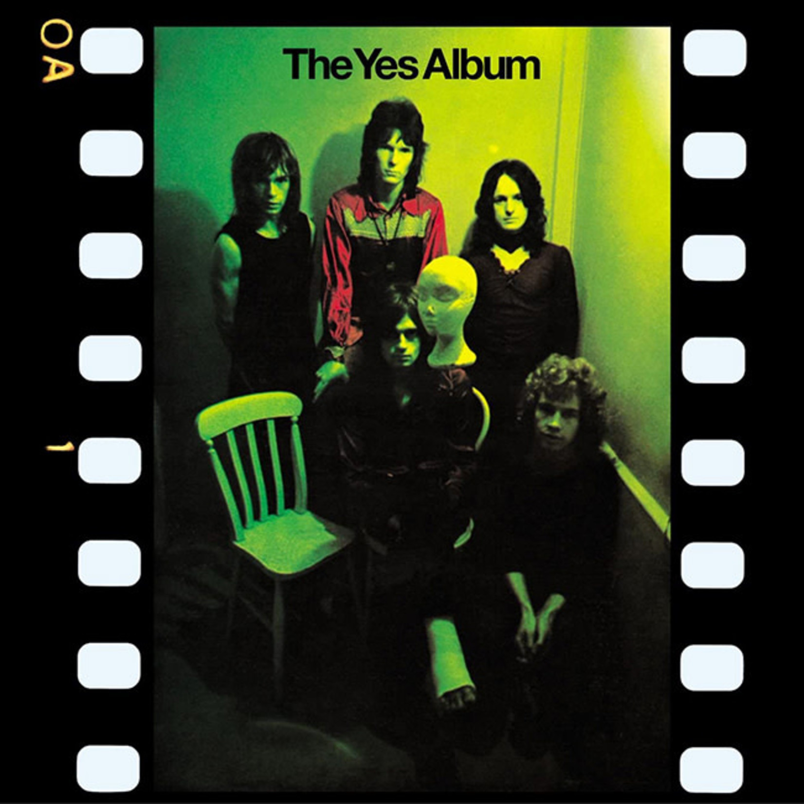 [New] Yes: The Yes Album