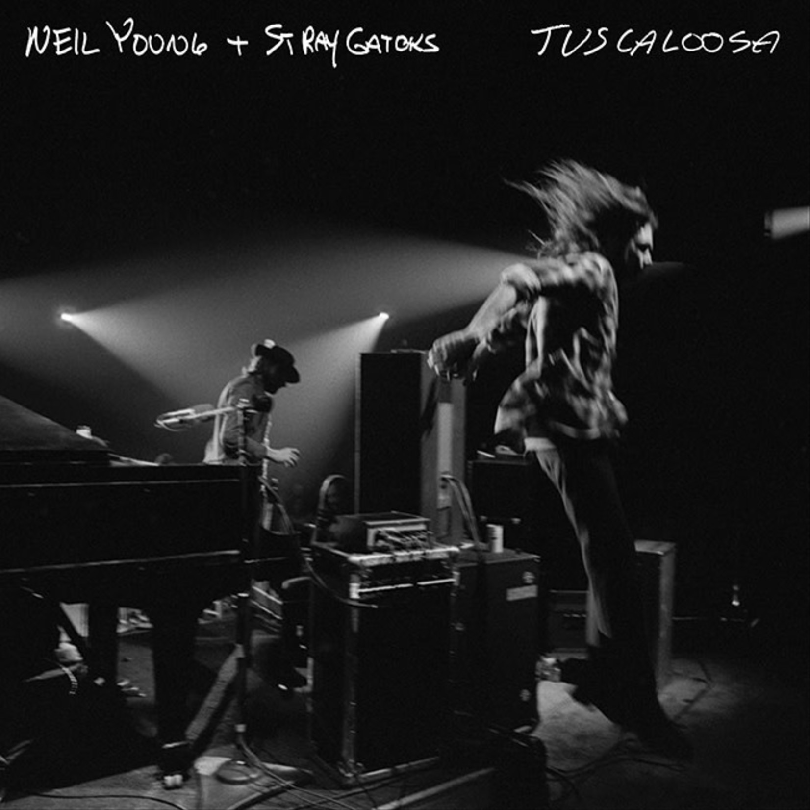 [New] Young, Neil & Stray Gators: Tuscaloosa (Live) (Neil Young Archives Series) (2LP)