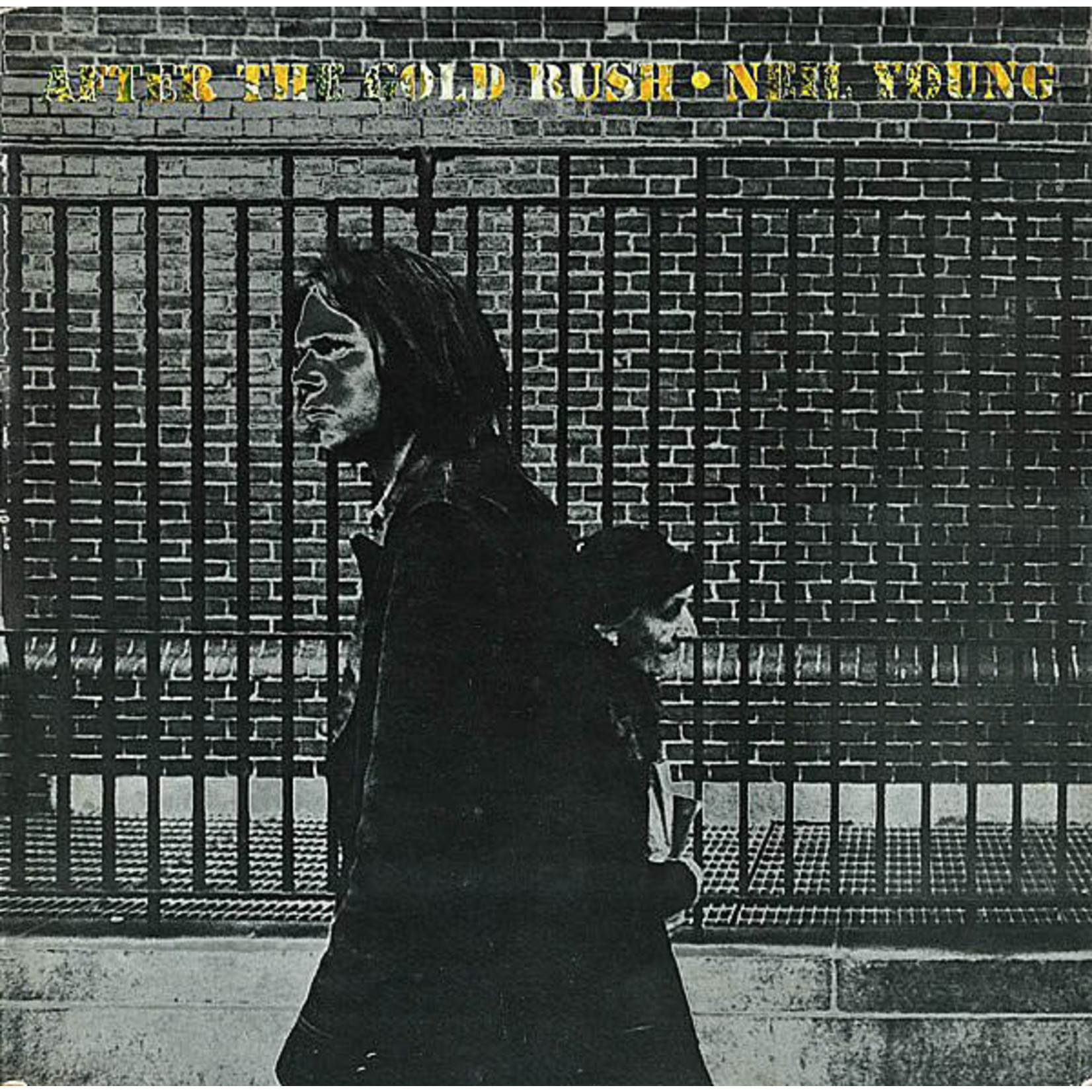 [Vintage] Young, Neil: After the Gold Rush (reissue)