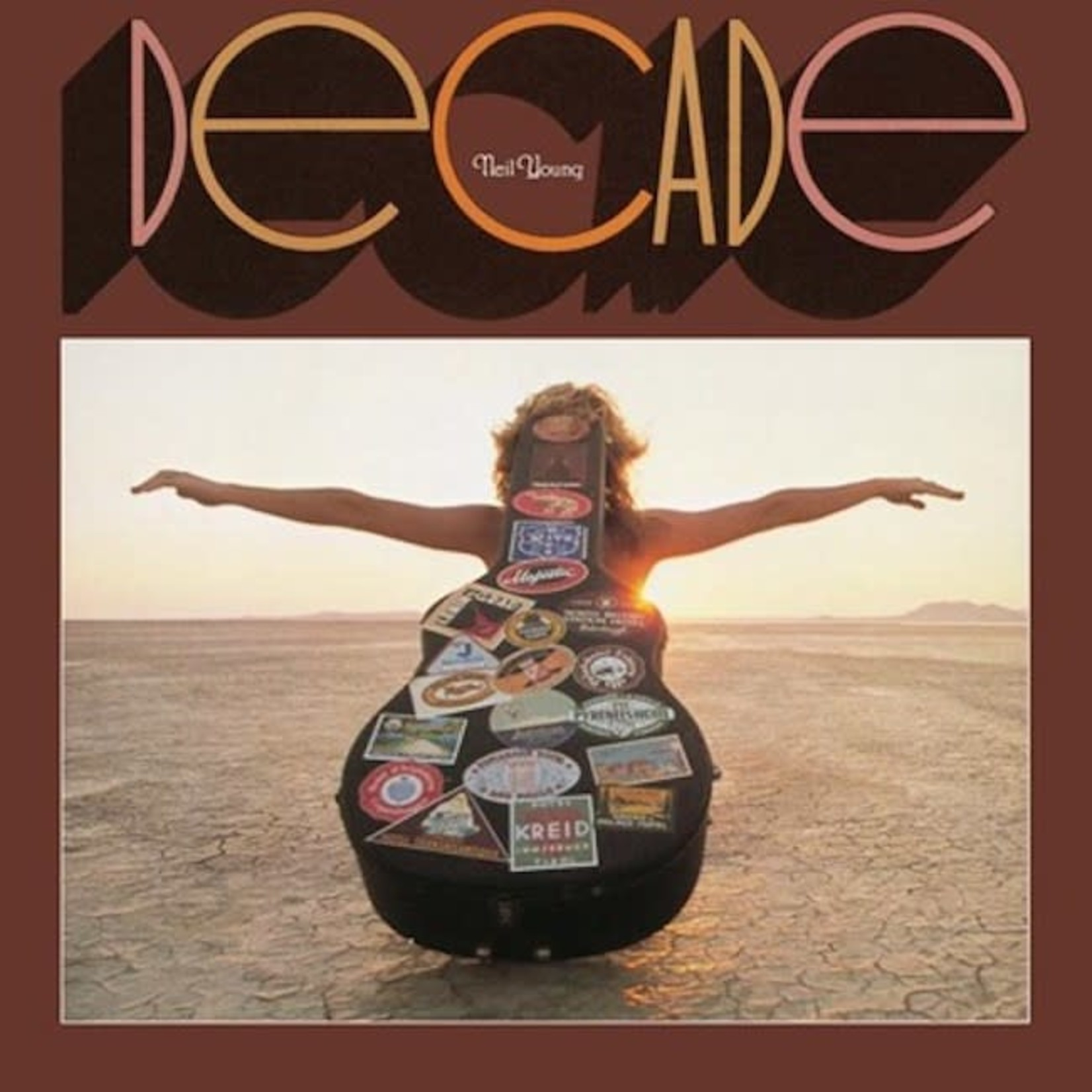 [New] Young, Neil: Decade (3LP)
