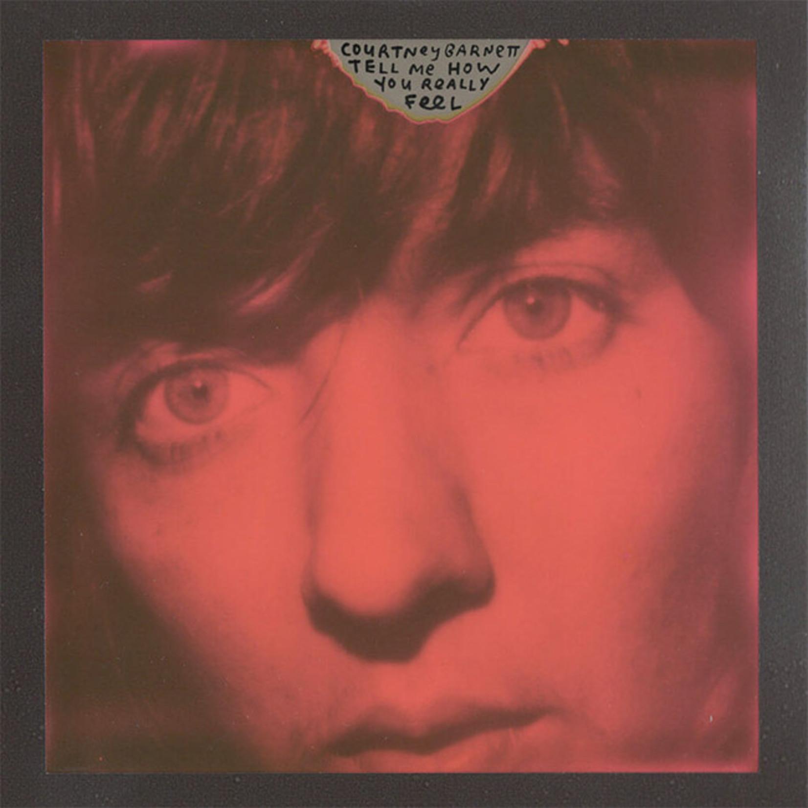 [New] Barnett, Courtney: Tell Me How You Really Feel (red vinyl)