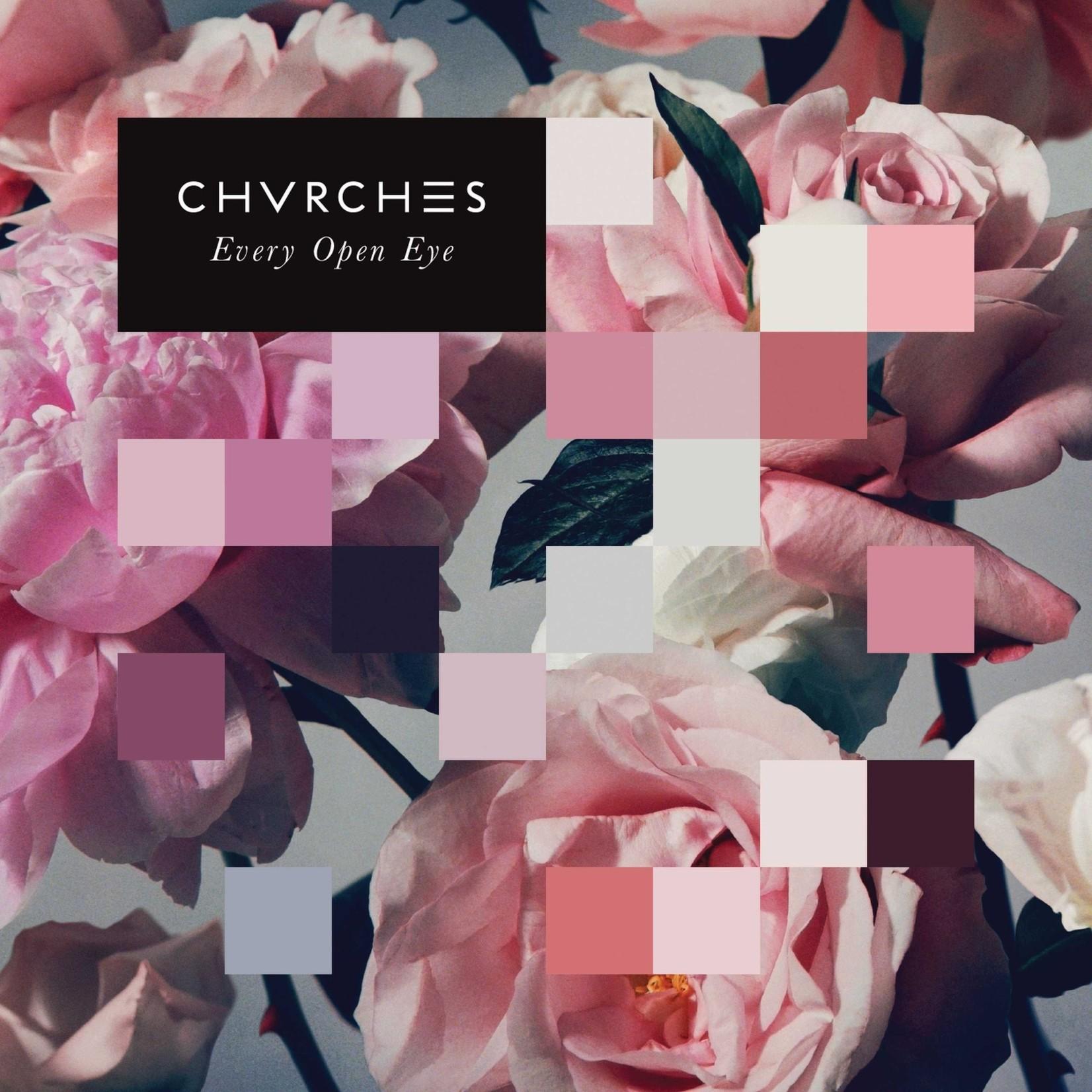 [New] CHVRCHES: Every Open Eye (colour vinyl)