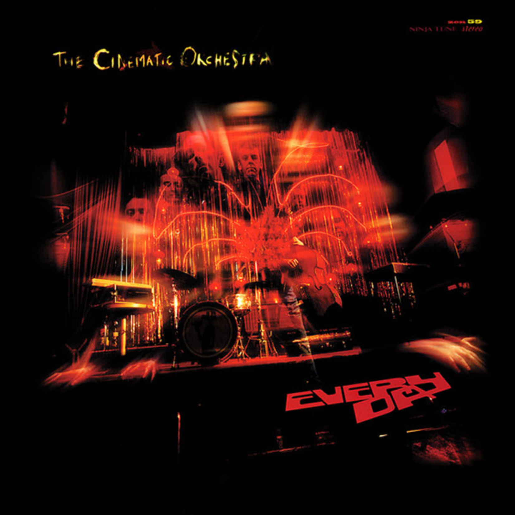 [New] Cinematic Orchestra: Everyday (2LP)